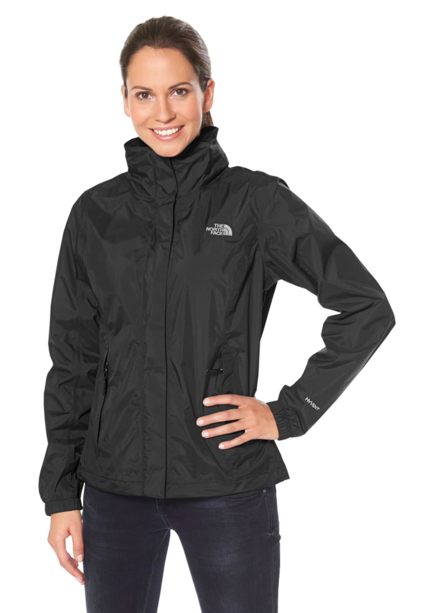 THE NORTH FACE, Dames Outdoorjas, zwart