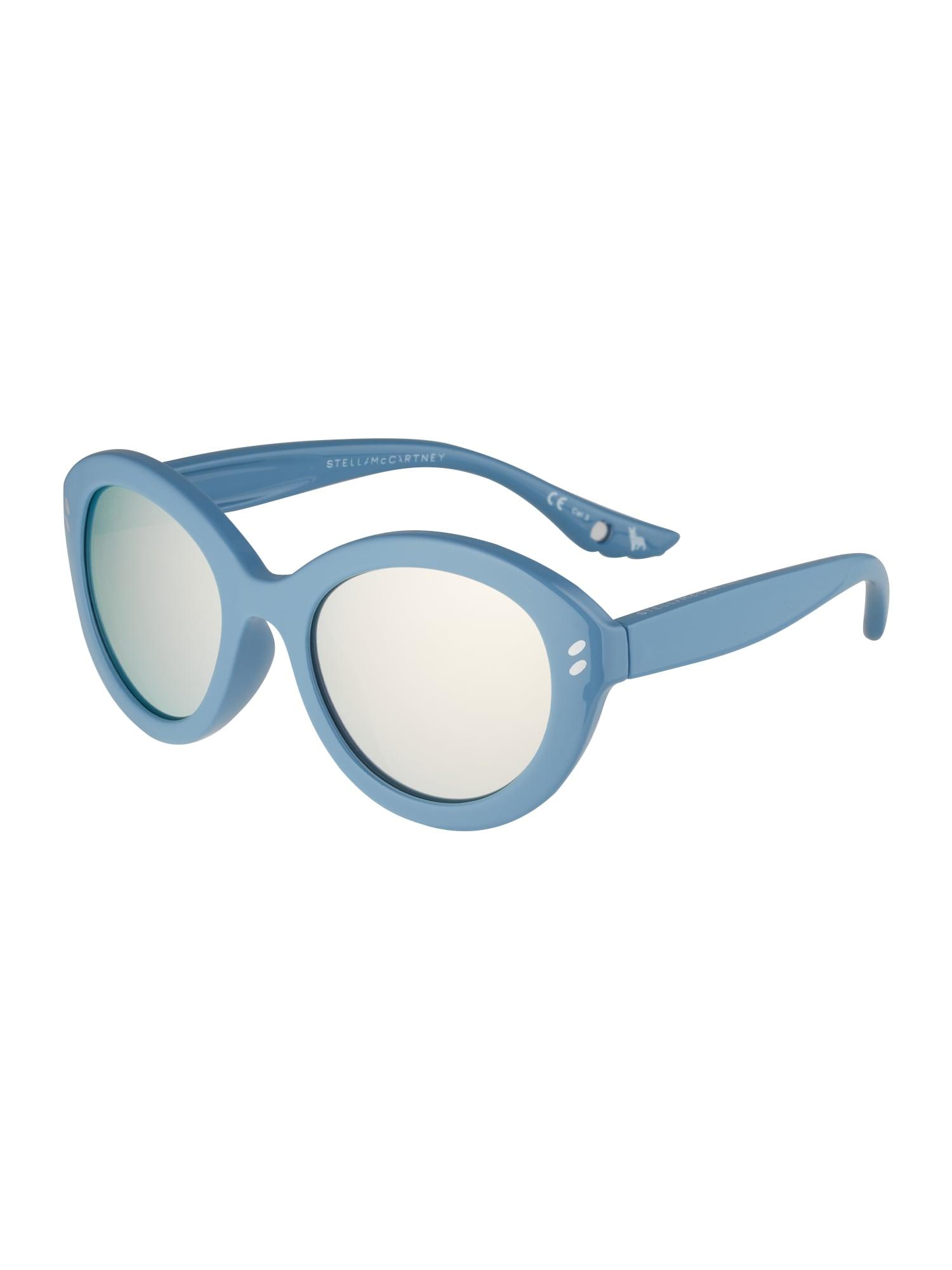 Stella McCartney Slnečné okuliare 'SK0039S-005 47'  zlatá / modré