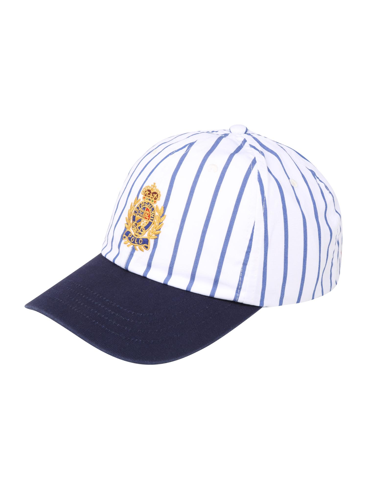 Kšiltovka CLASSIC SPORT CAP bílá POLO RALPH LAUREN