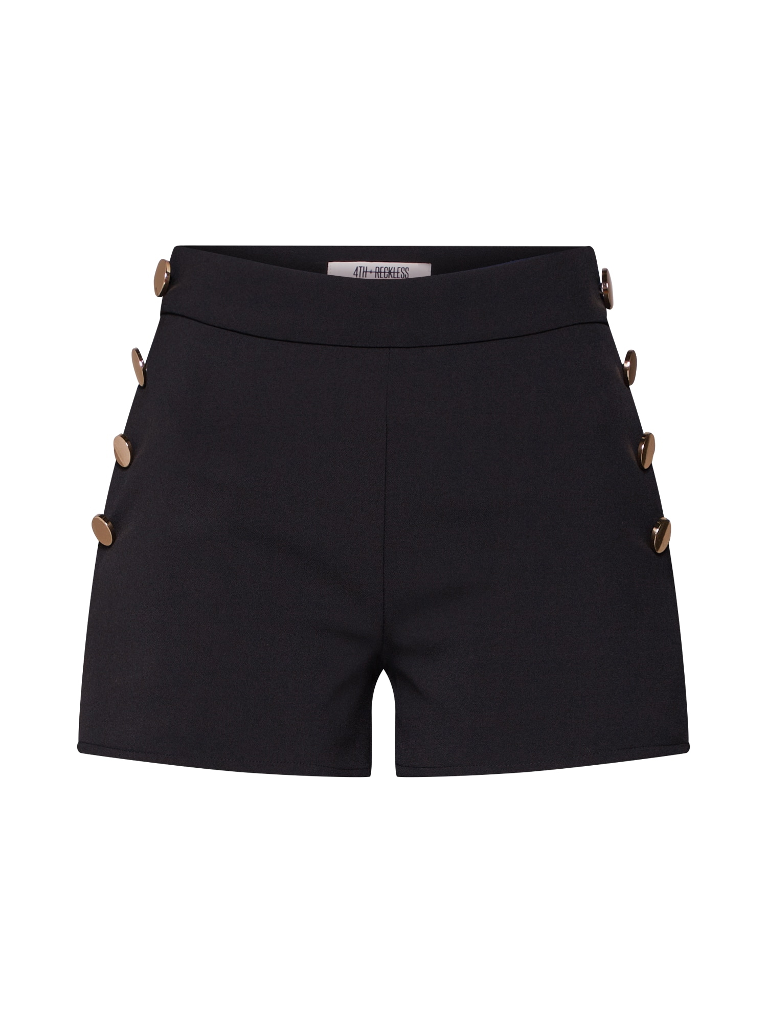 Kalhoty BATES černá 4th & Reckless