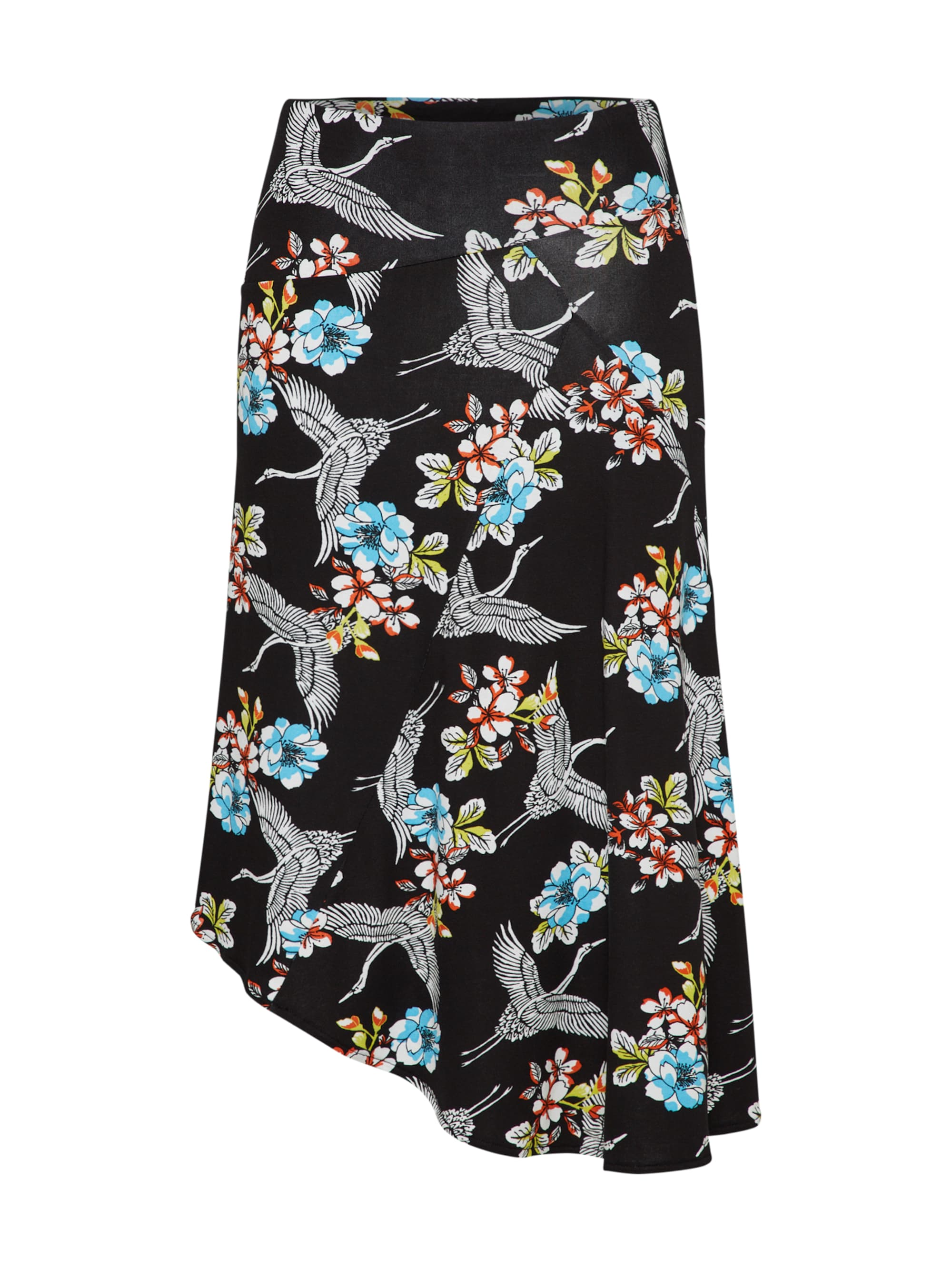 mint&berry - Rock ´Long Midi skirt with bird print´