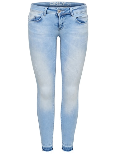 Skinny Fit Jeans Coral sl ankle