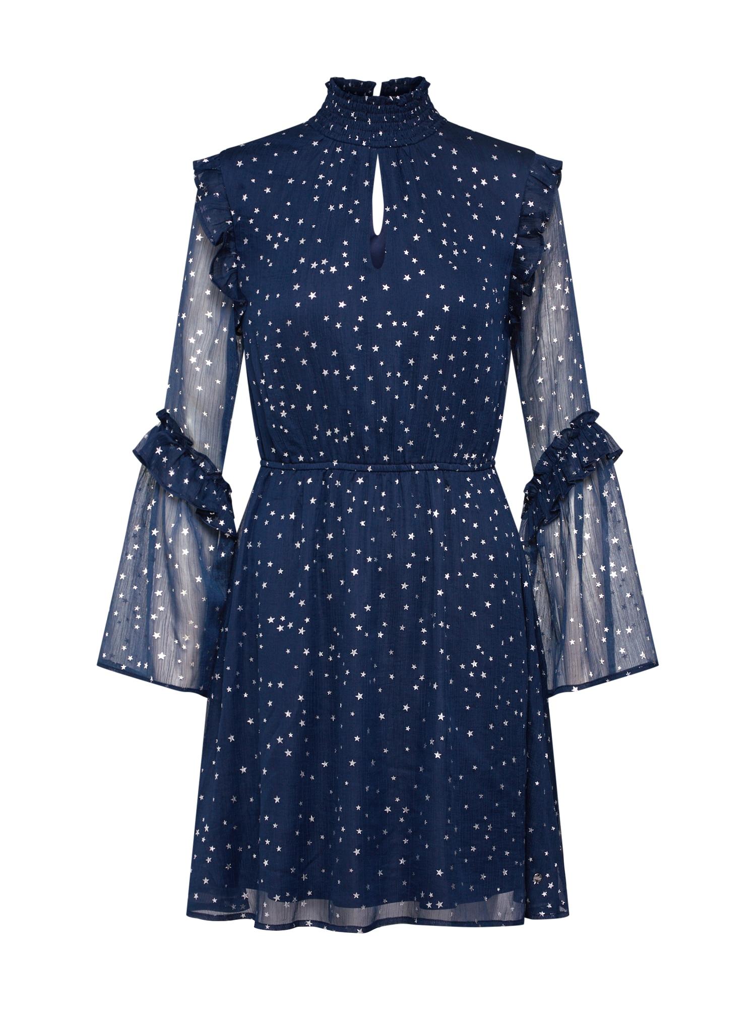Šaty Charlotte modrá LeGer By Lena Gercke