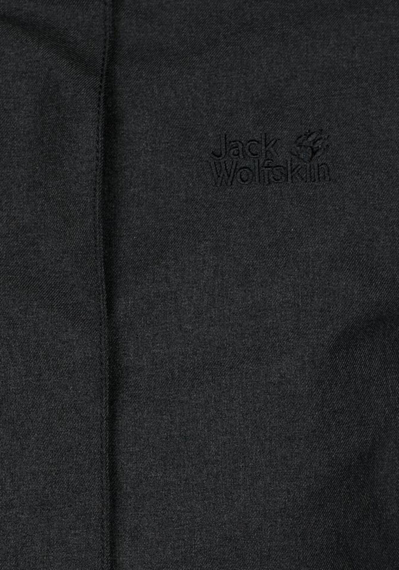 Outdoorová bunda COASTAL RANGE černá JACK WOLFSKIN