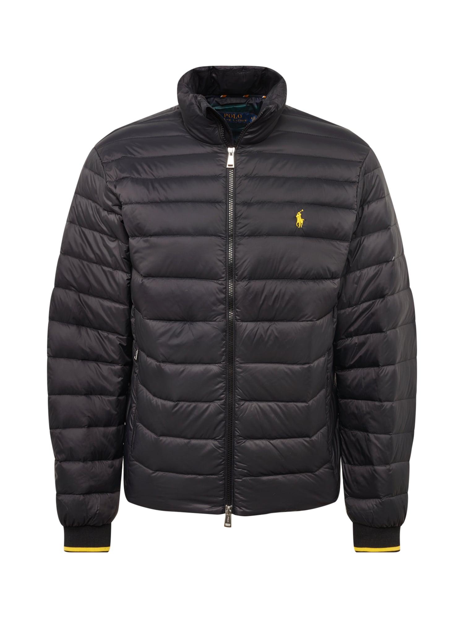Zimní bunda HOLDEN V2 JACKET černá POLO RALPH LAUREN