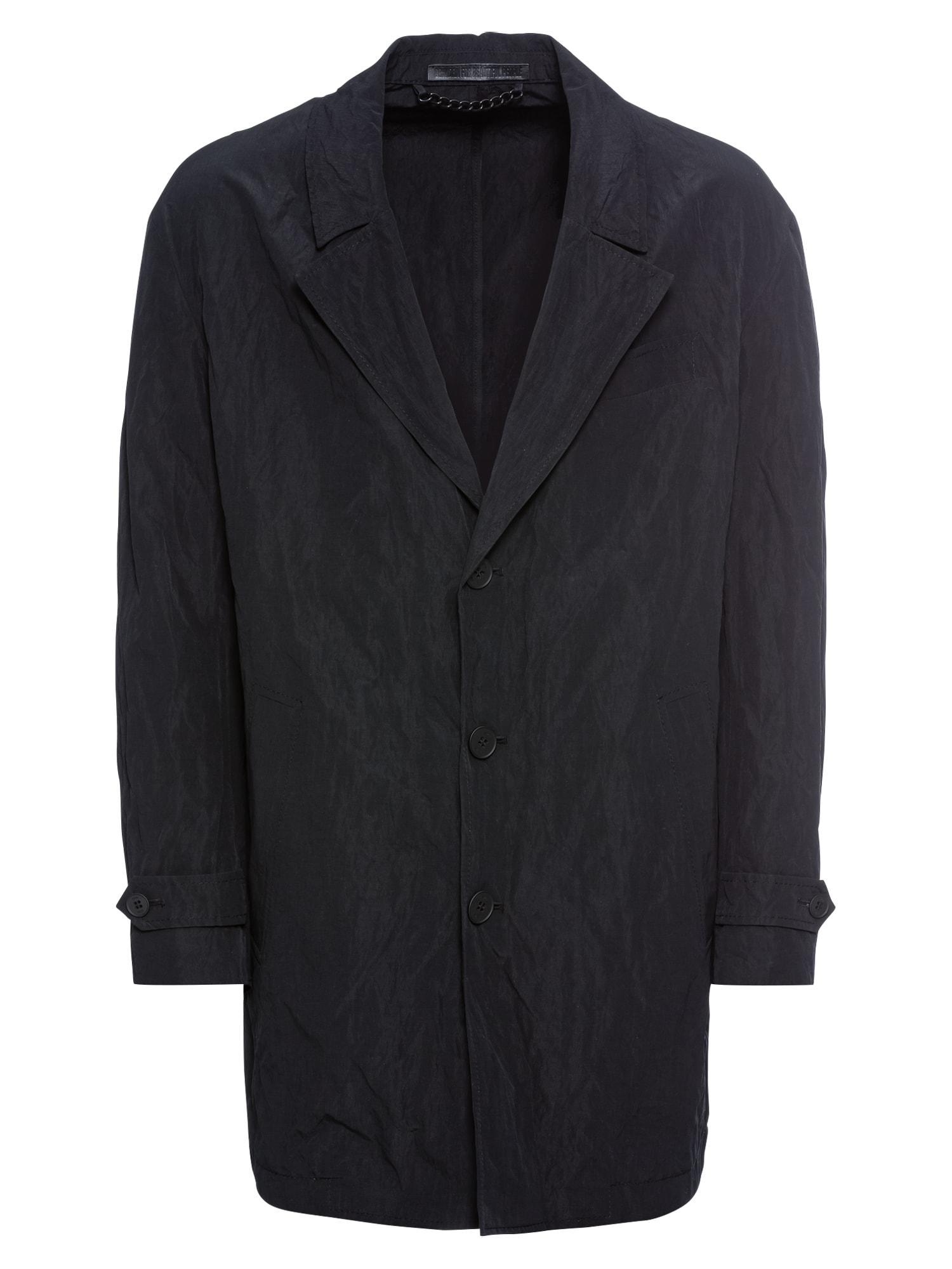 Přechodný kabát SUNT černá DRYKORN