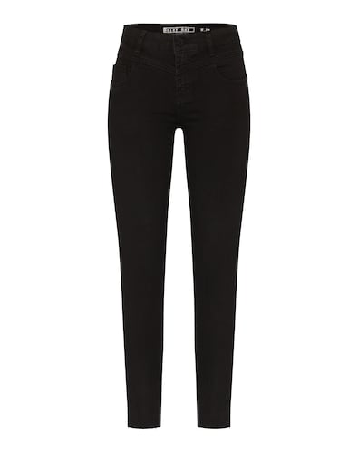 #Noisy #May #Damen #Skinny #Jeans #schwarz