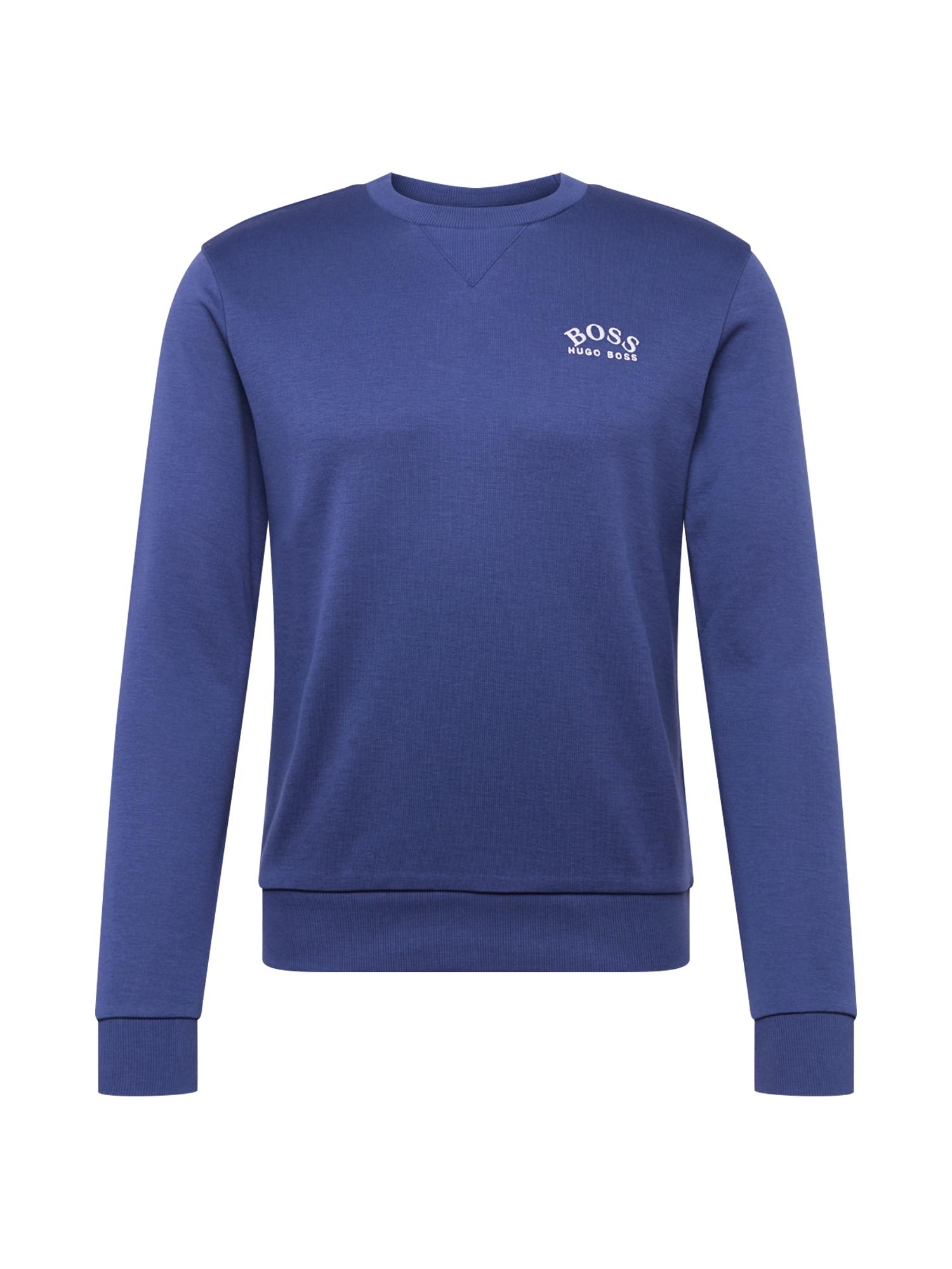 Sweatshirt 'Salbo 1E 10217264 01' | Bekleidung > Sweatshirts & -jacken | Hellblau | Boss