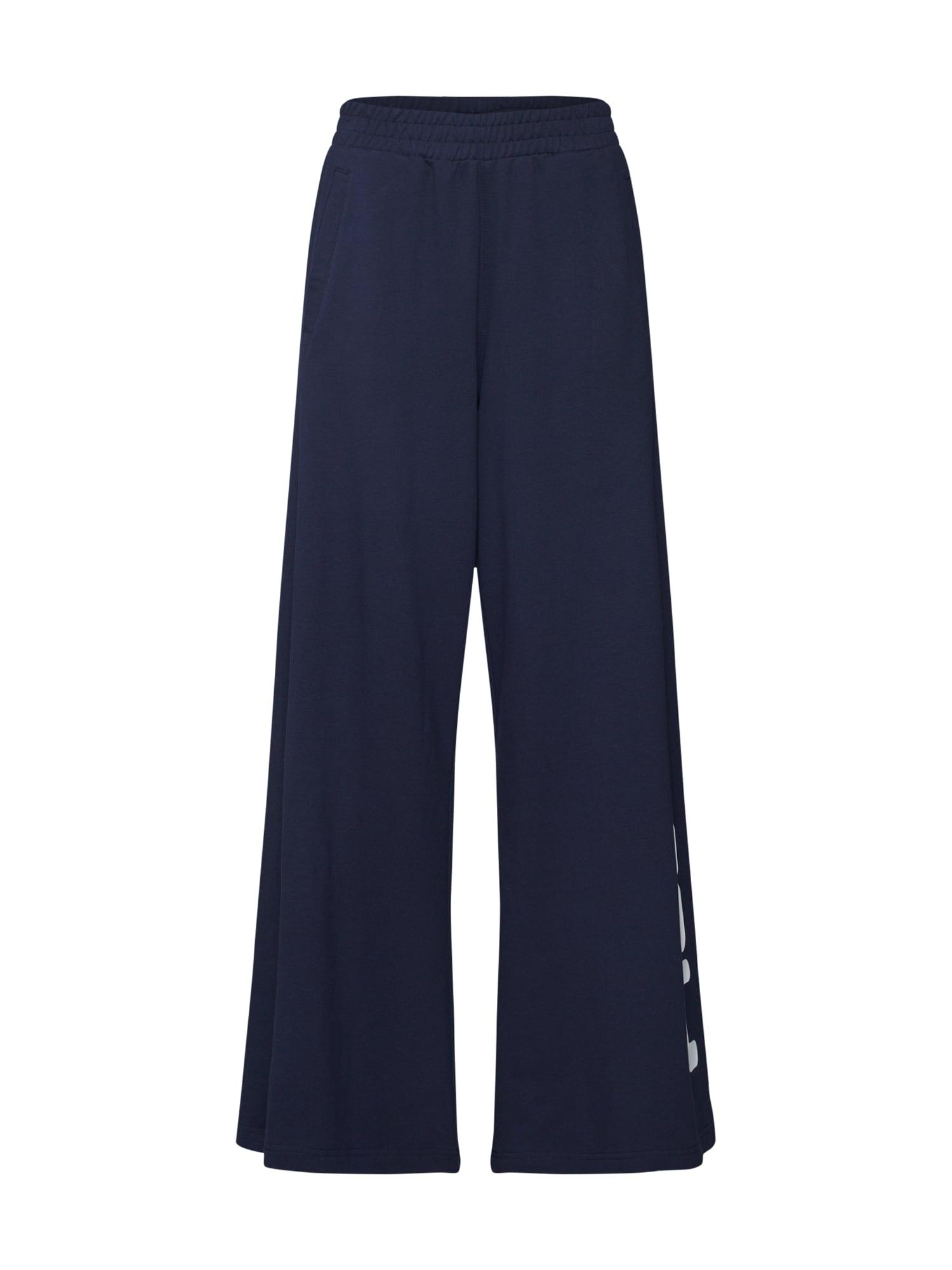 Kalhoty JAMAICA Wide Pant námořnická modř FILA