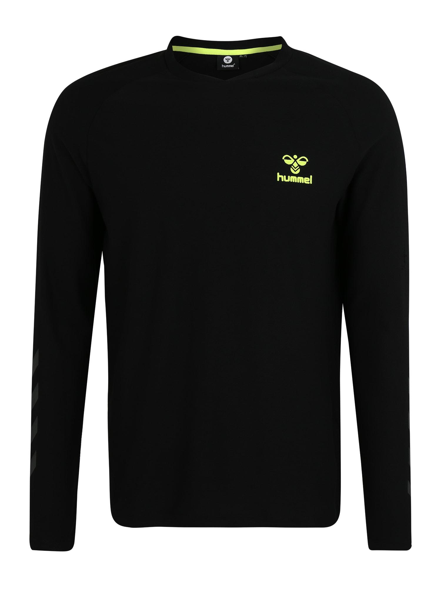 Hummel Funkční tričko 'JAREL'  černá