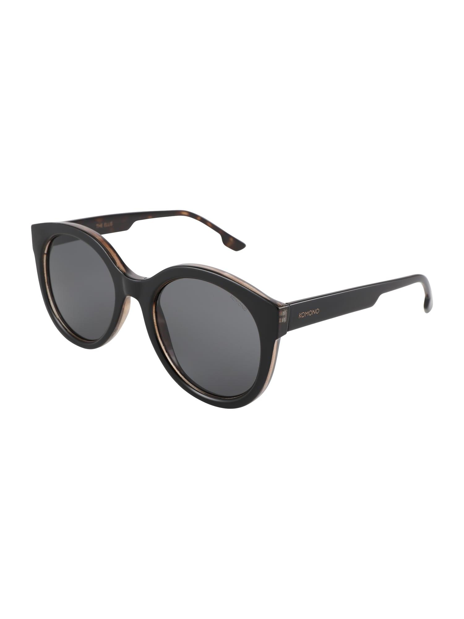 Sluneční brýle ELLIS černá Komono