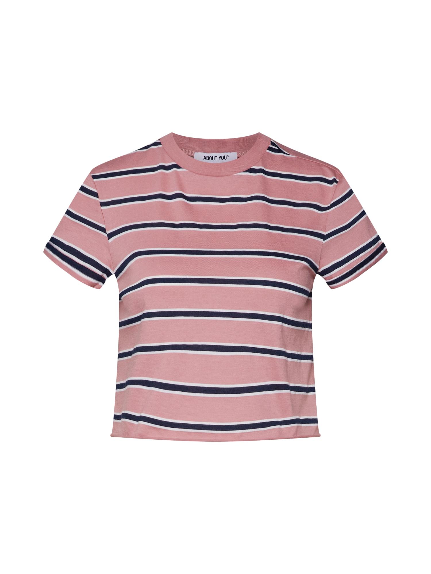 Tričko Alexis námořnická modř růžová ABOUT YOU