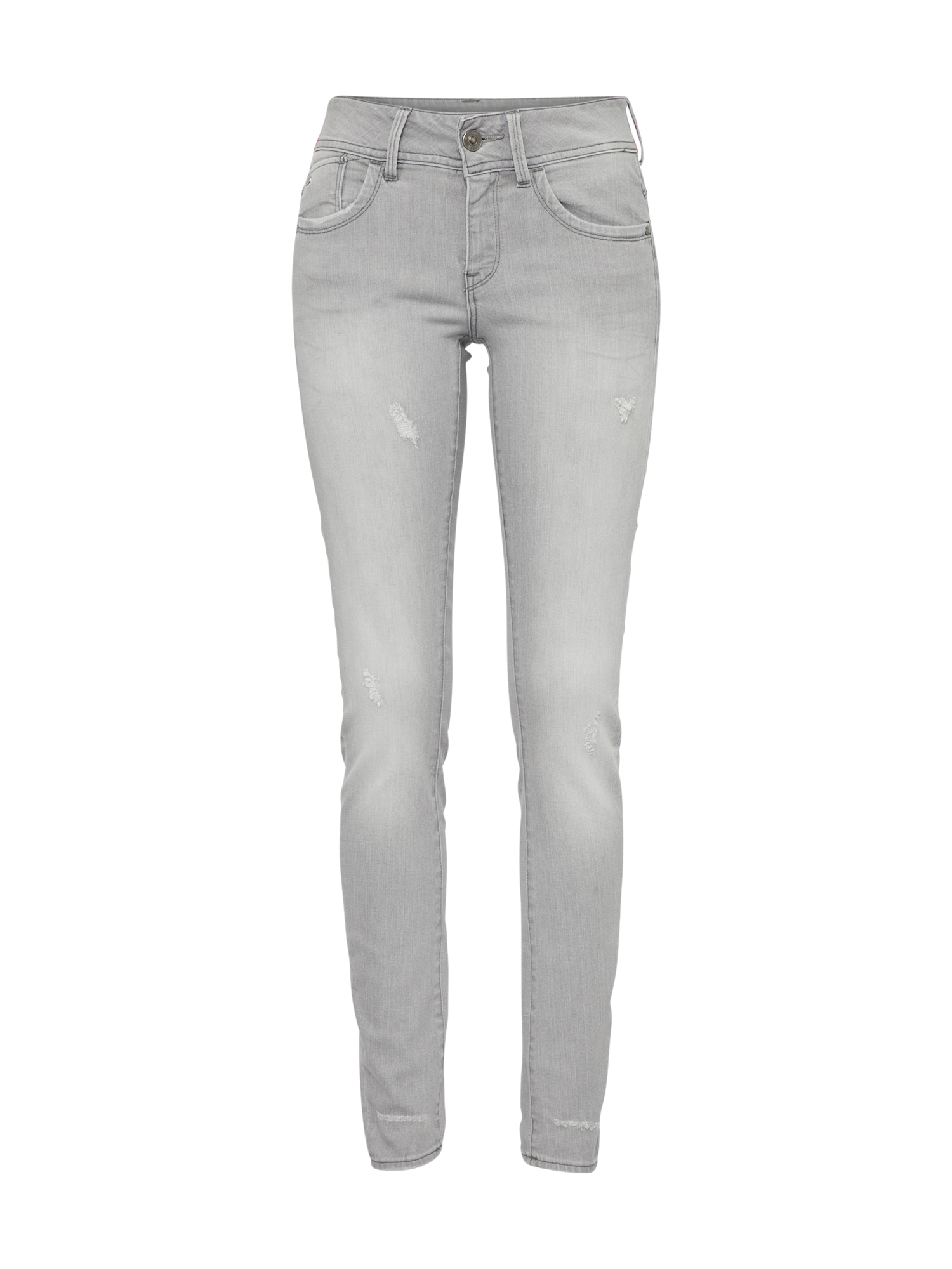 G-STAR RAW Dames Jeans Lynn grijs
