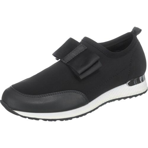 Im sportiven Look zeigen sich die Blink® by BRONX Sneakers. Dem Fuß wird auf der gepolsterten Textildecksohle ein angenehmes Bett geboten.