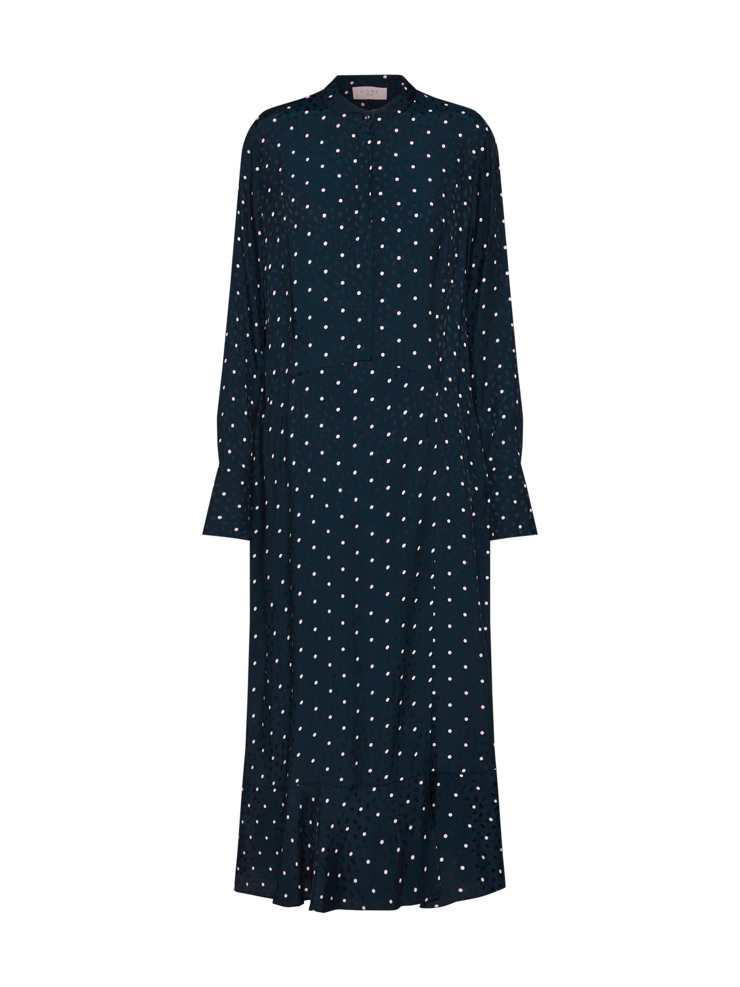 Šaty Shirin Dress námořnická modř NORR