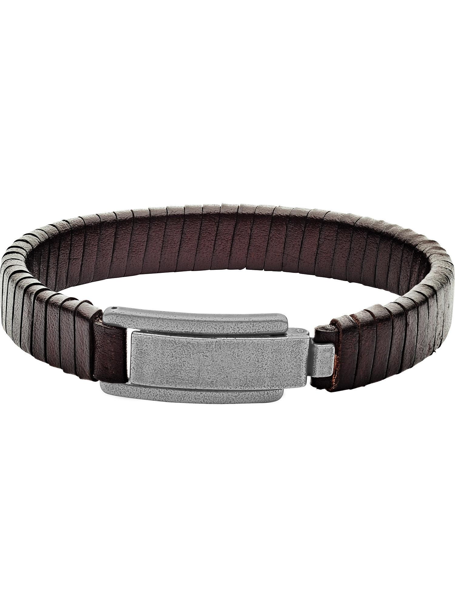 Armband 'JF03105793'   Schmuck > Armbänder > Sonstige Armbänder   Dunkelbraun   Fossil