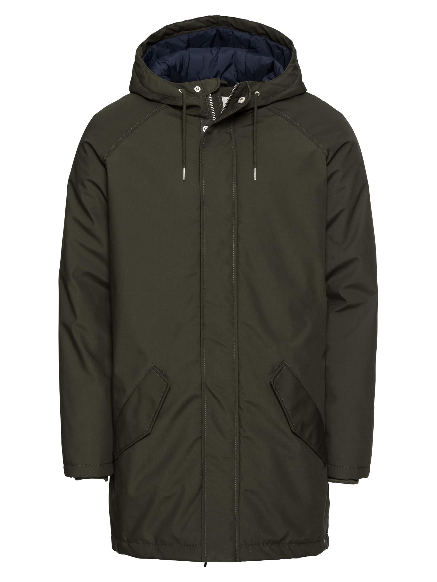 Minimum Zimní kabát 'wexford'  khaki