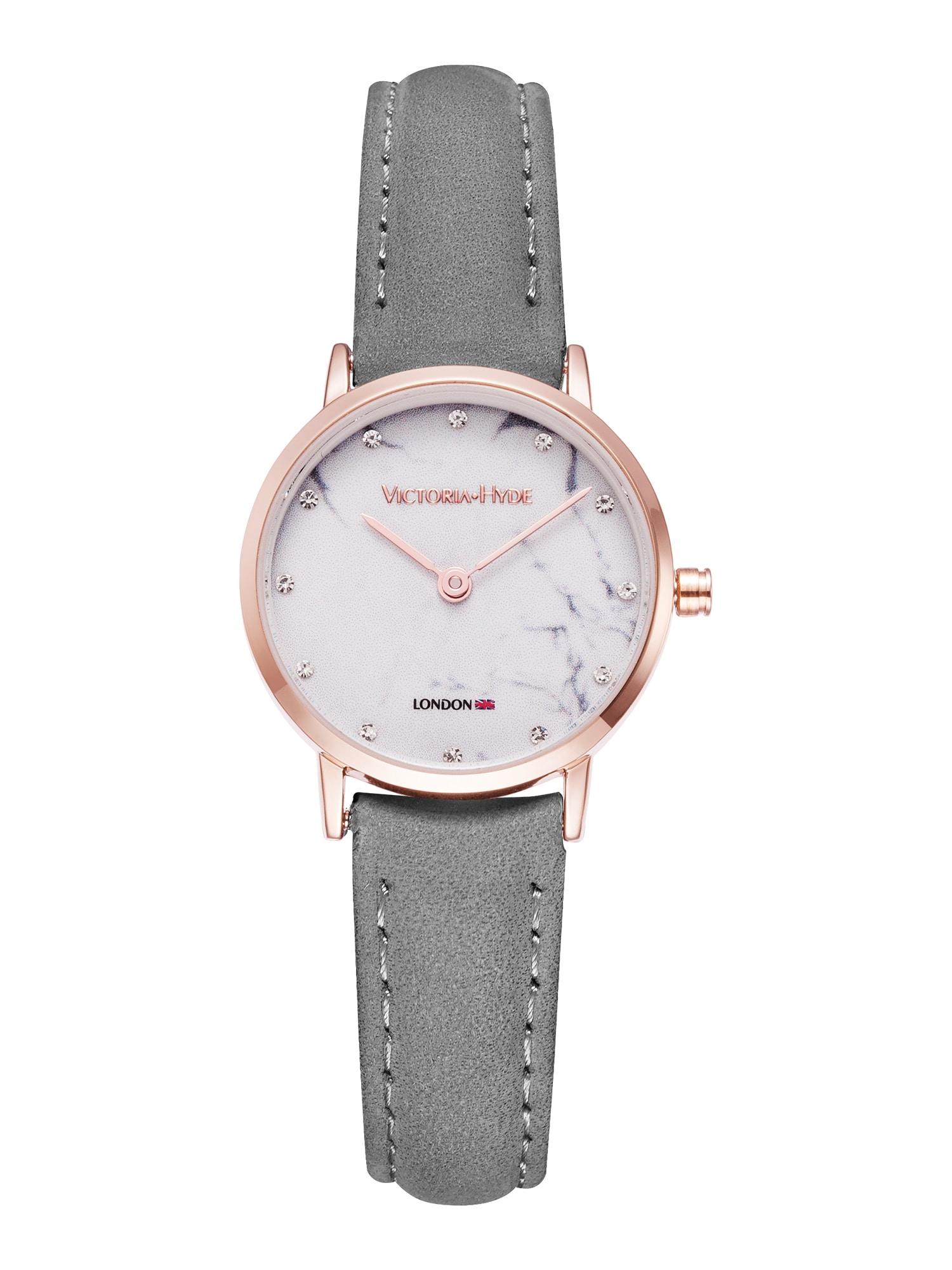 Armbanduhr | Uhren | Silbergrau | Victoria Hyde