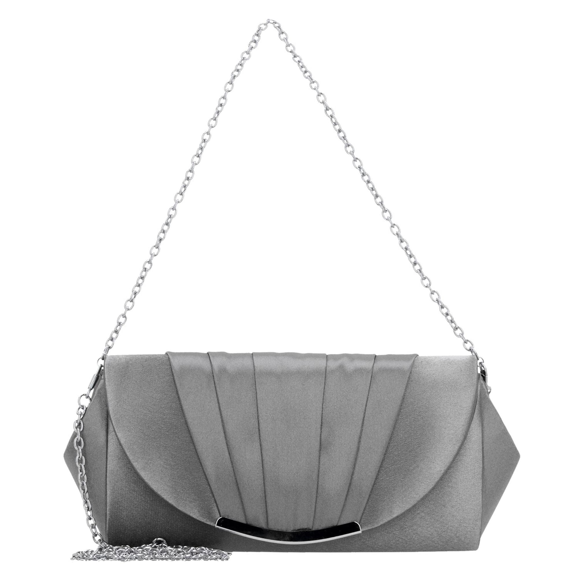Abendtasche 'Scala' | Taschen > Handtaschen > Abendtaschen | Grau | Picard