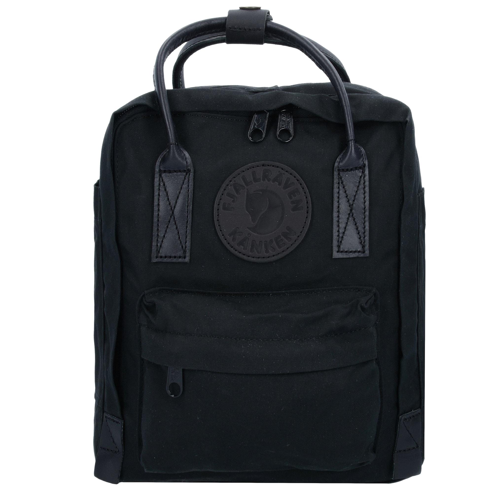 'Kånken No. 2 Black Mini'   Taschen > Rucksäcke > Tagesrucksäcke   Fjällräven