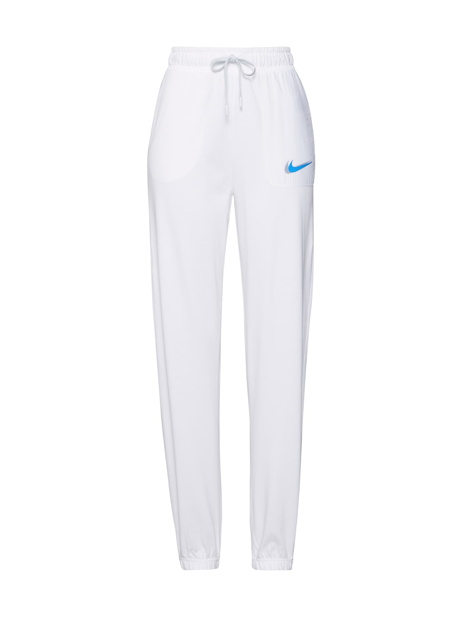 Nike Sportswear Kalhoty  bílá