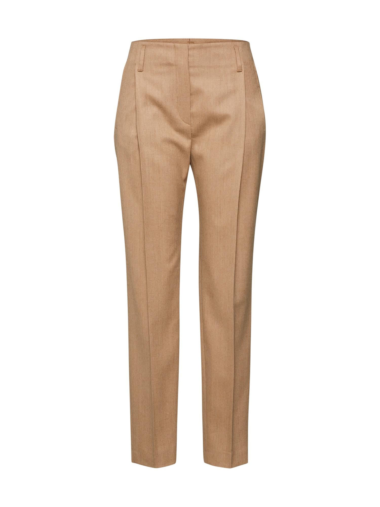 Kalhoty velbloudí RENÉ LEZARD