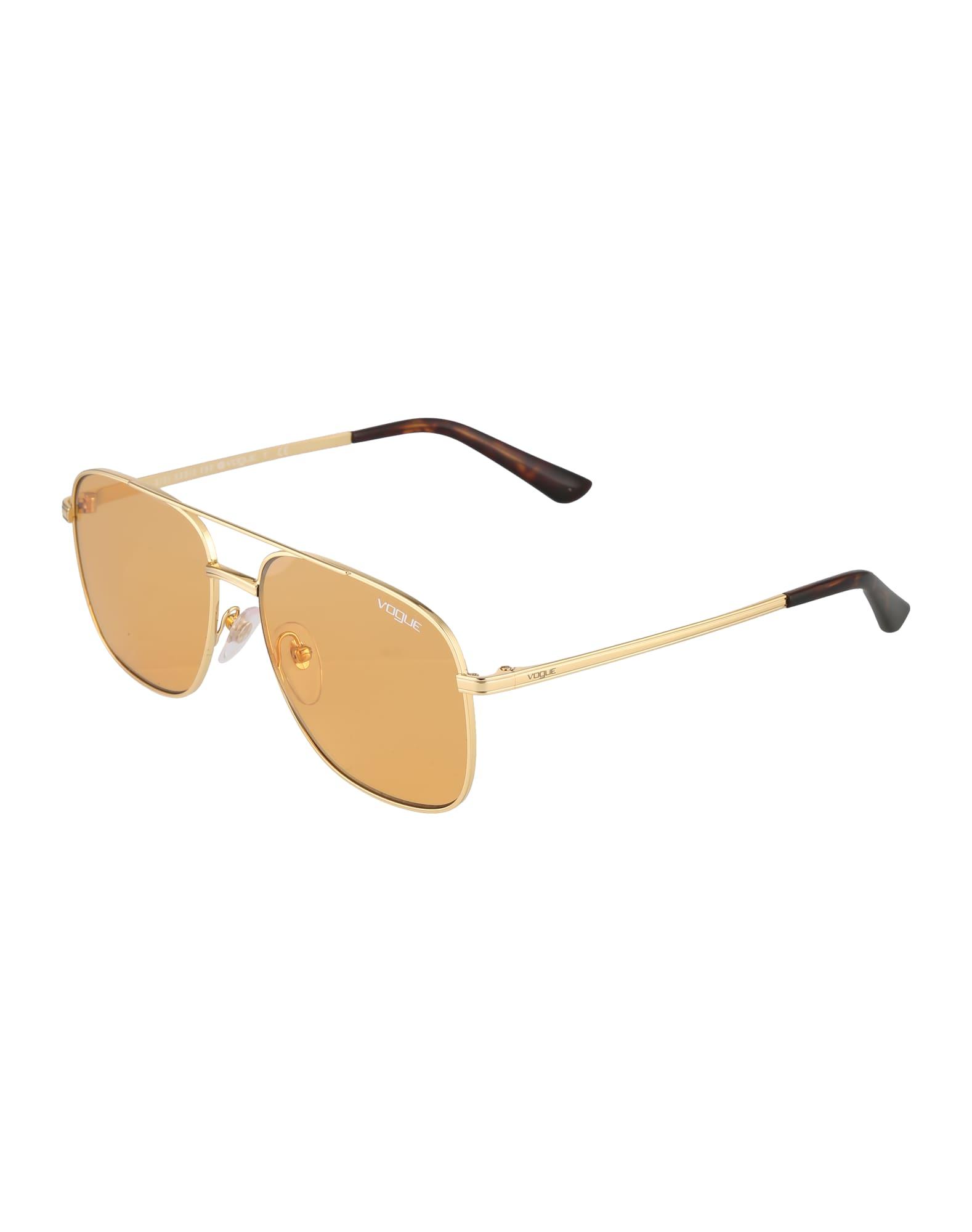 Sluneční brýle zlatá oranžová VOGUE Eyewear