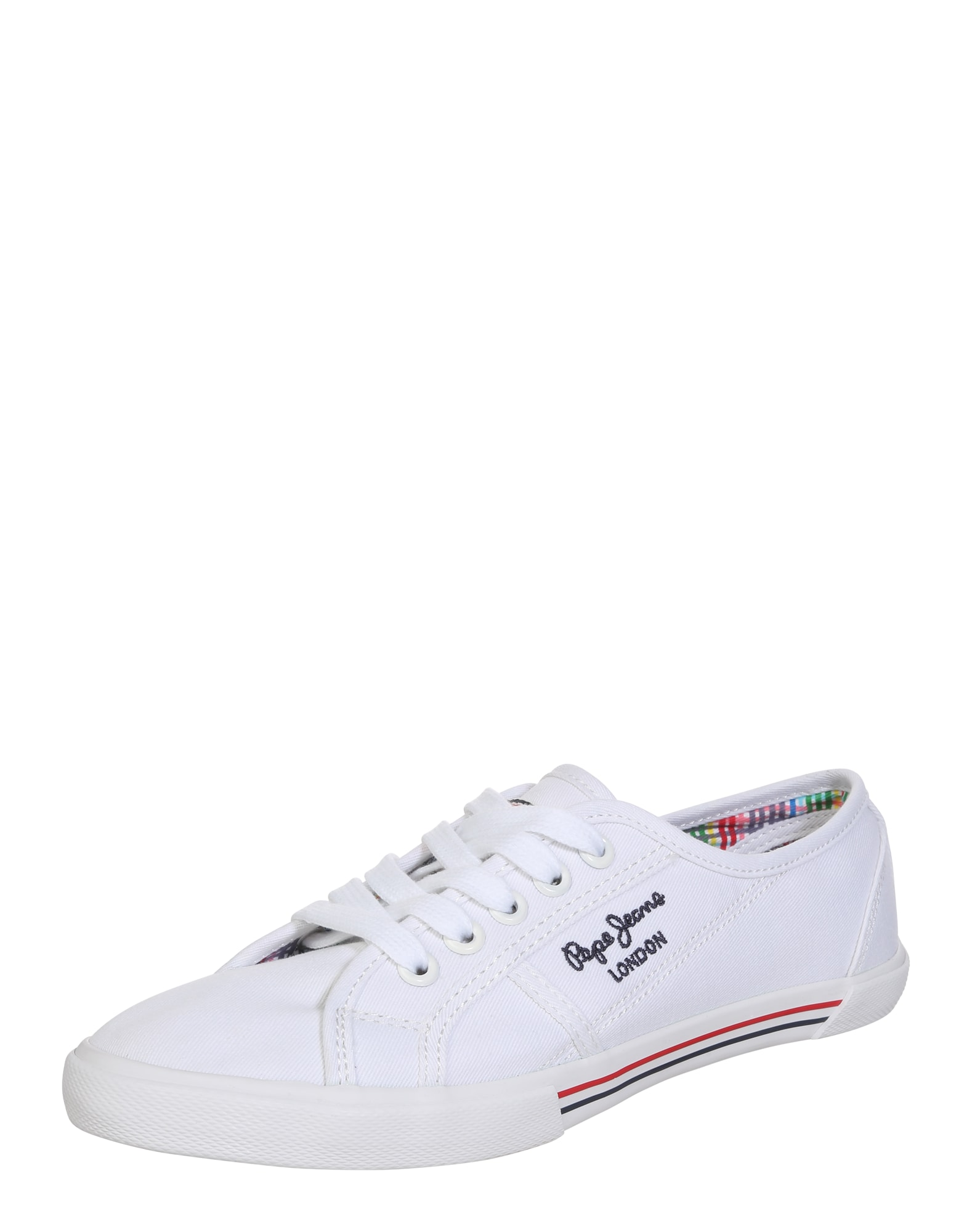 Pepe Jeans Dames Sneakers laag wit