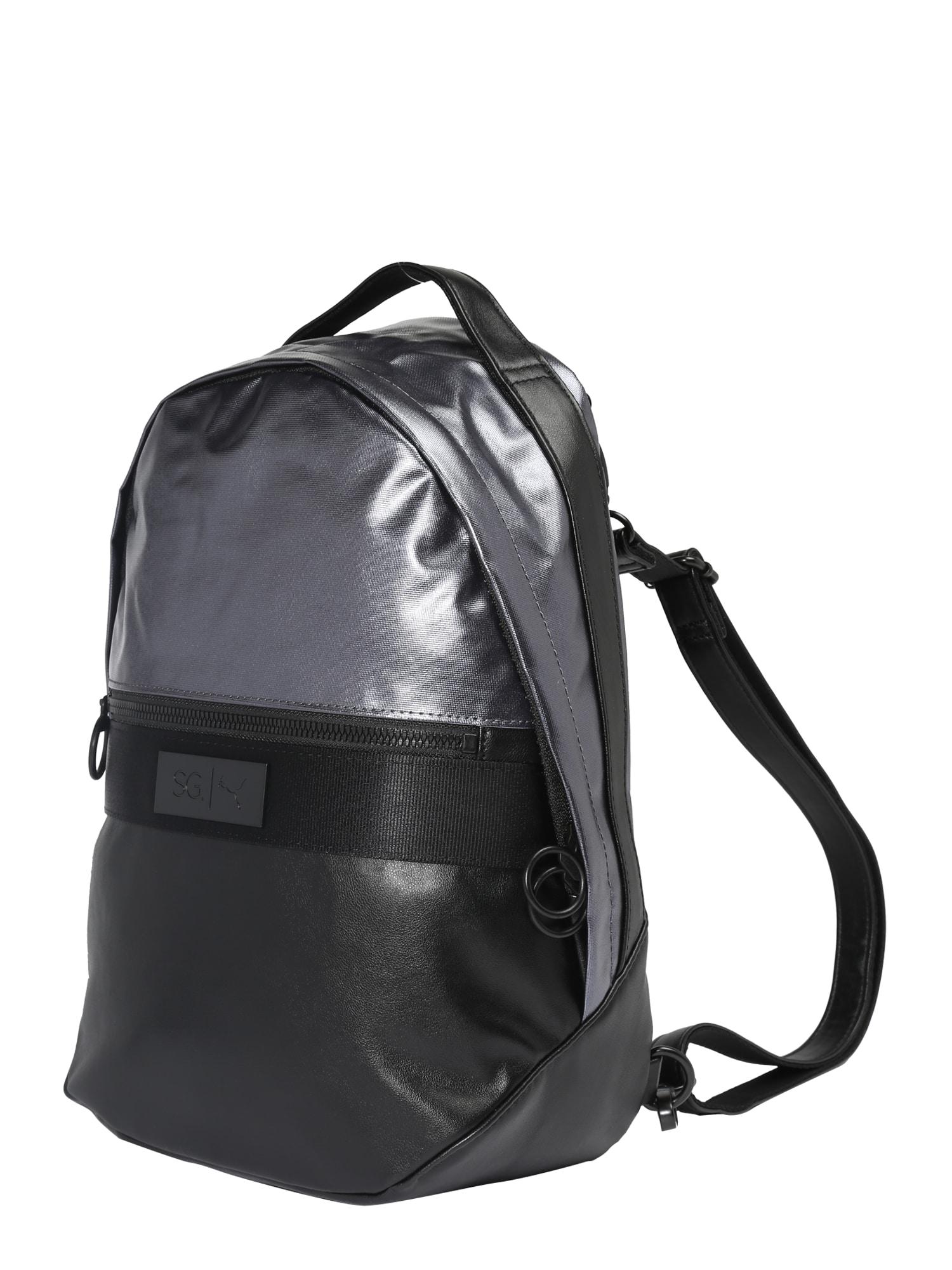 Sportovní taška Sg X Style černá stříbrná PUMA