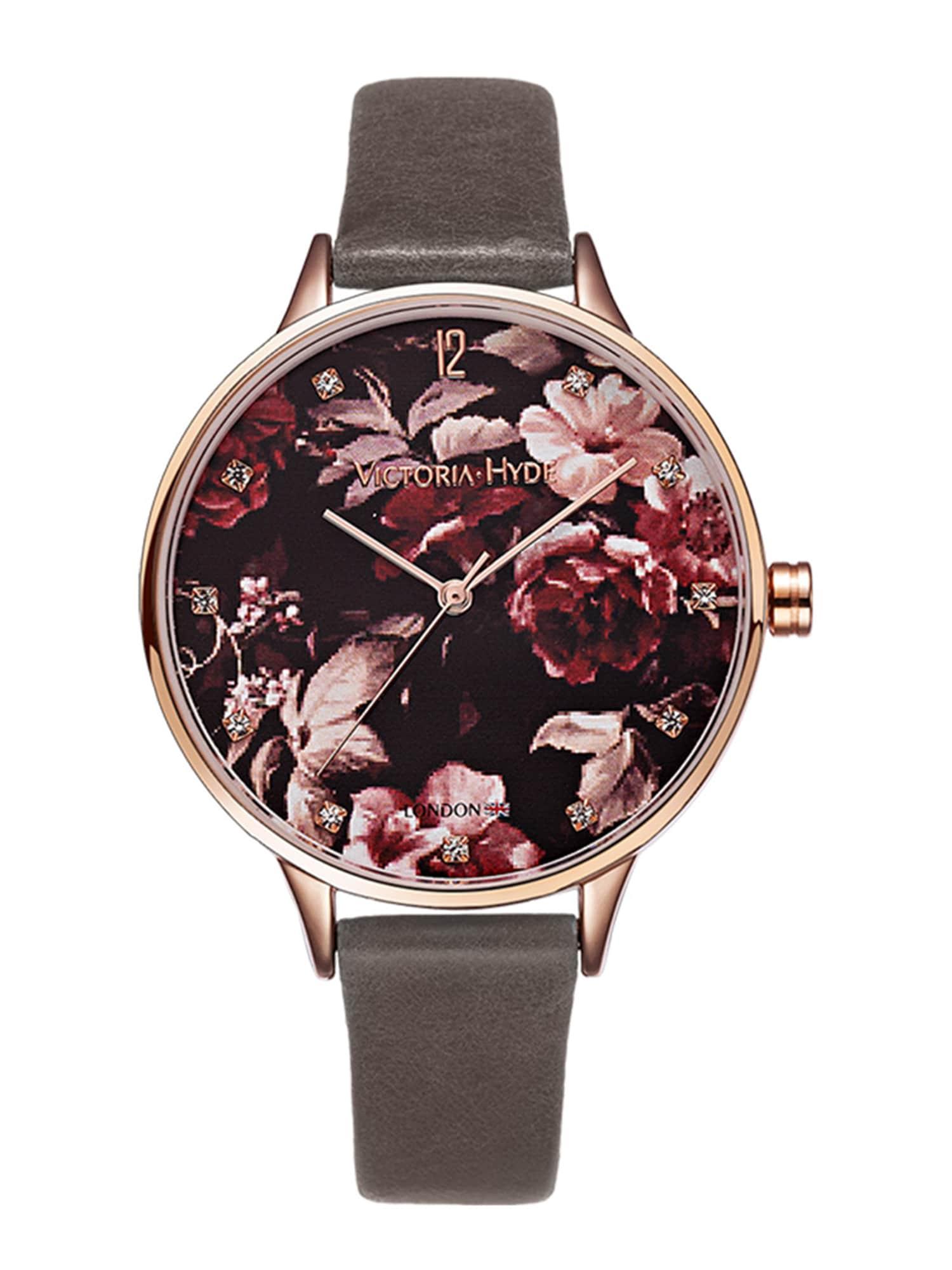 Armbanduhr   Uhren   Dunkelgrau   Victoria Hyde
