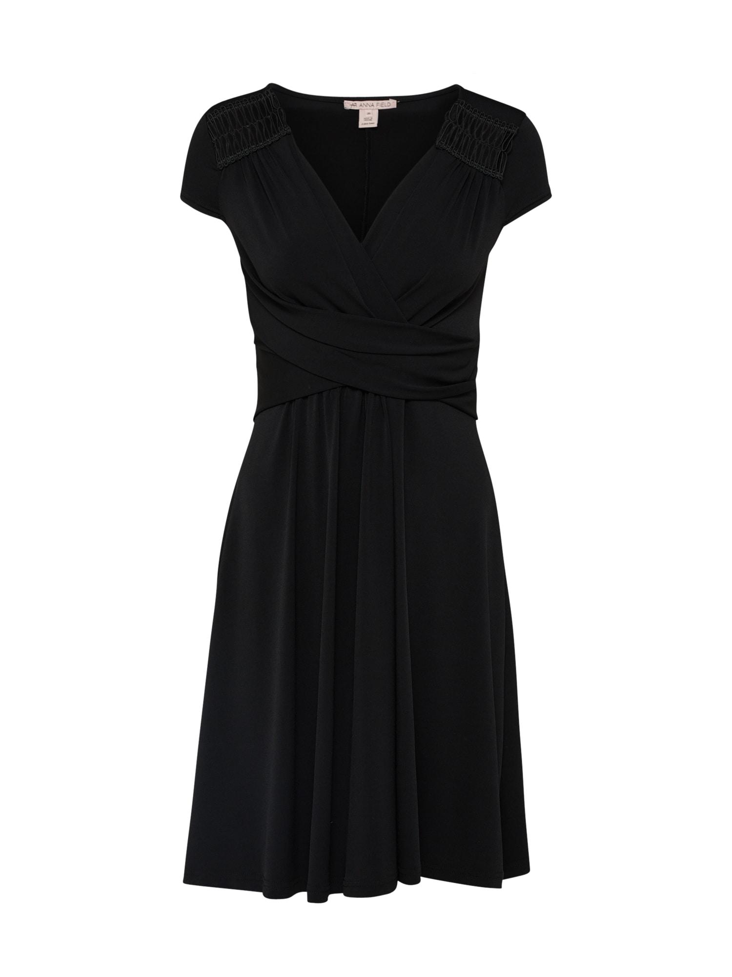 Anna Field Jurk 'Dress' zwart