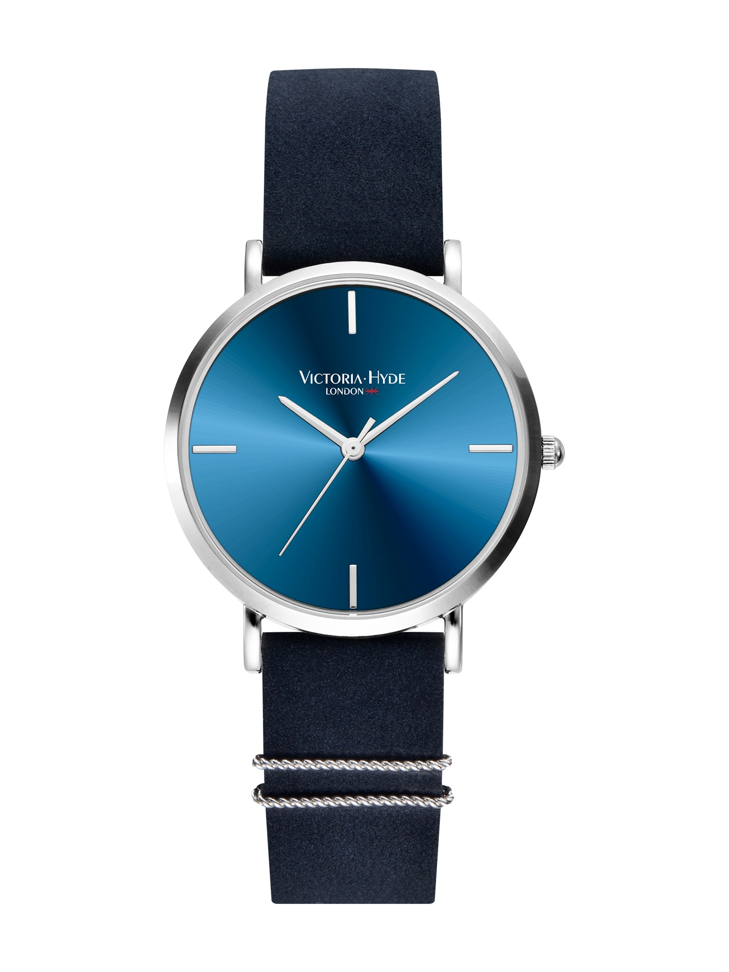 Armbanduhr | Uhren > Sonstige Armbanduhren | Silber | Victoria Hyde