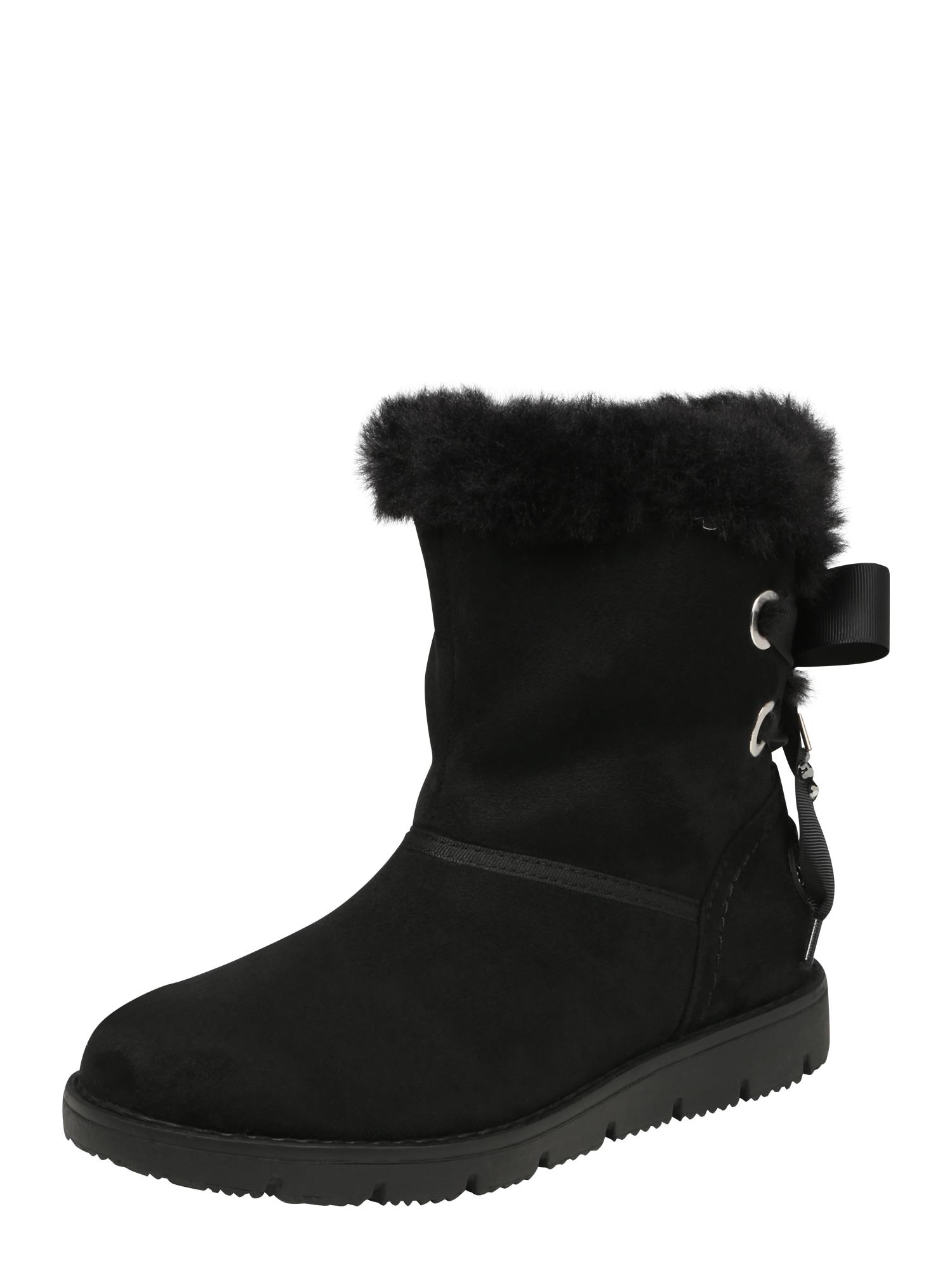 Sněhule černá TOM TAILOR