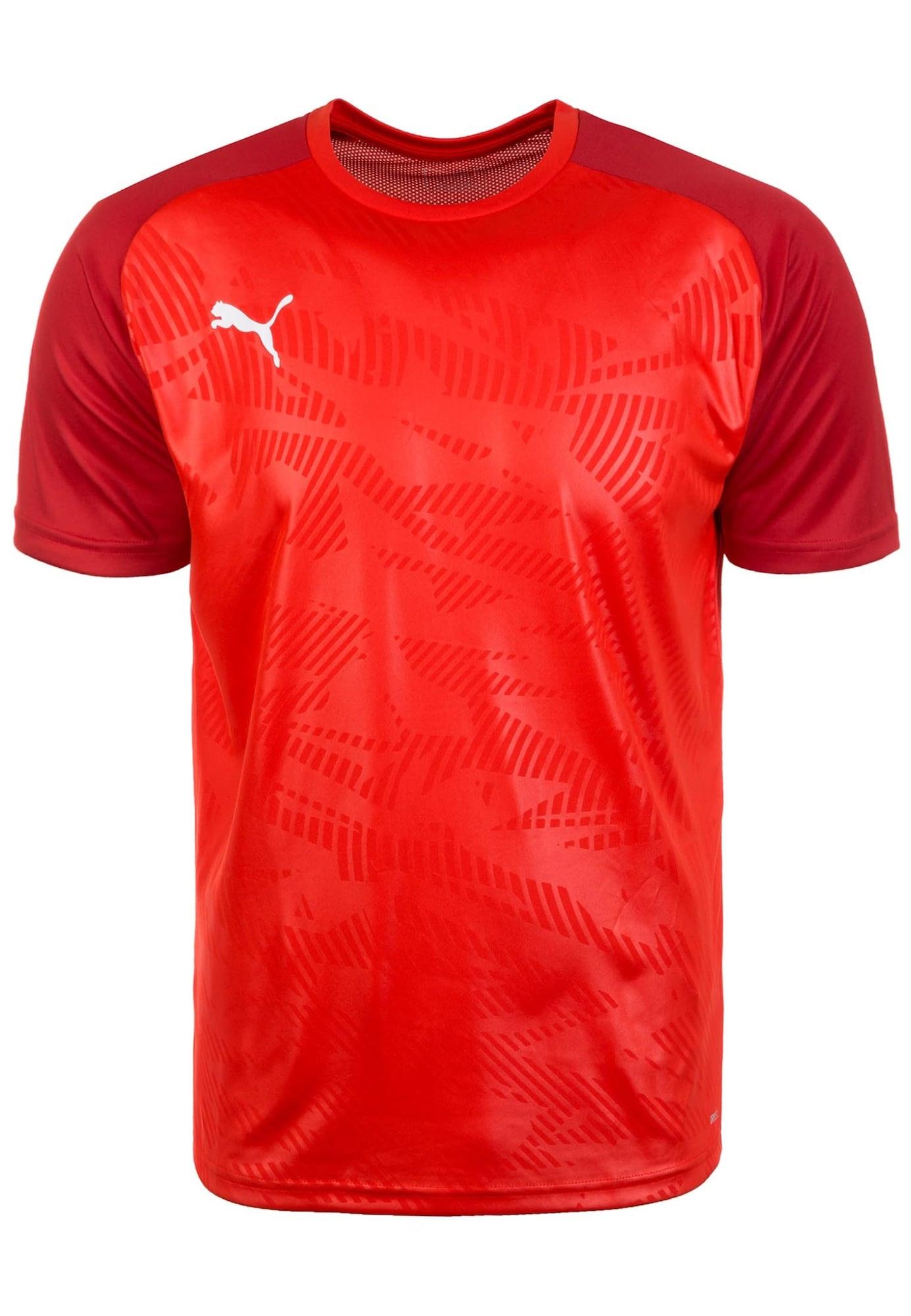 Trainingsshirt 'Cup' | Sportbekleidung > Sportshirts | Rot - Dunkelrot | Puma
