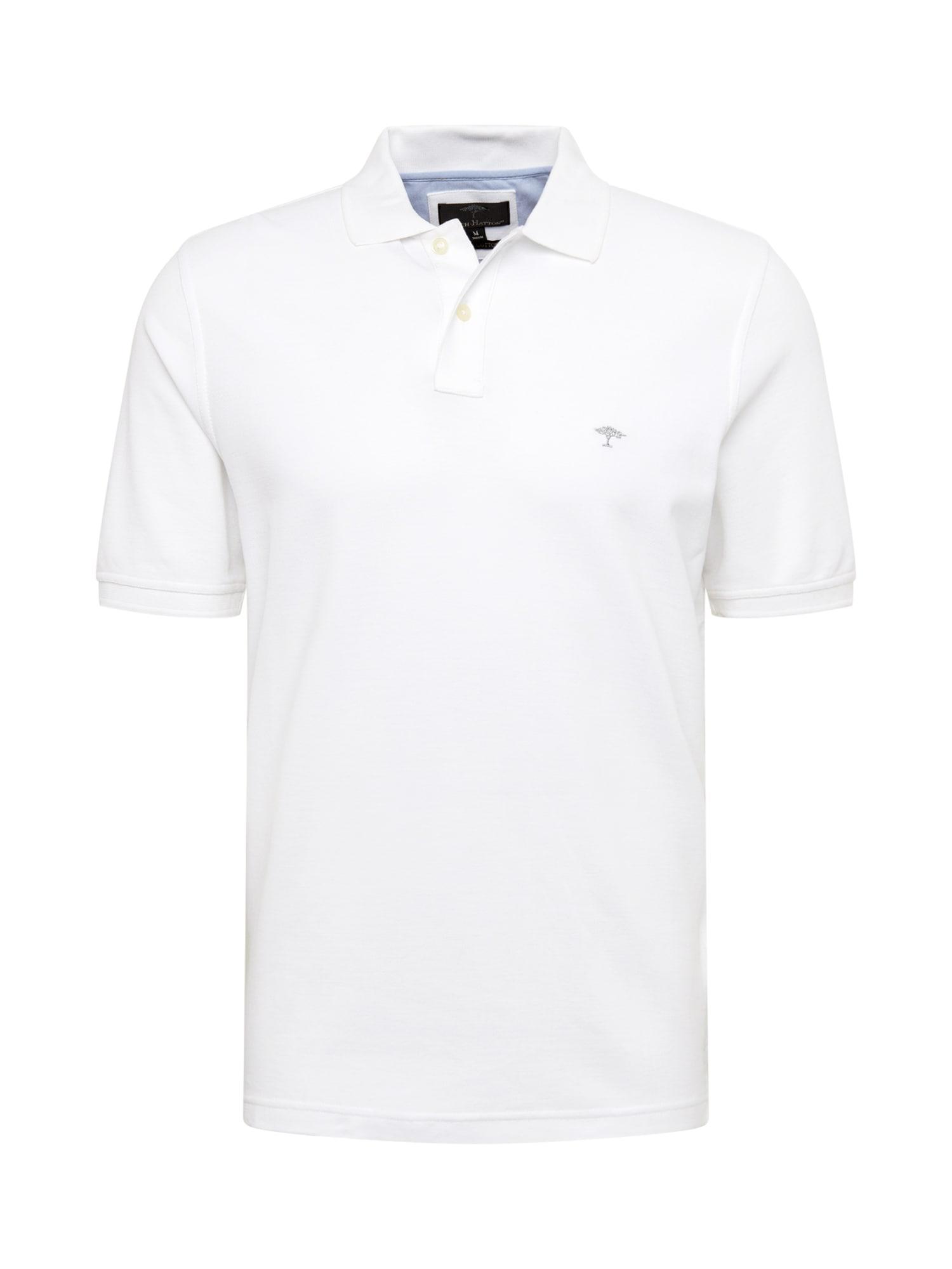 Tričko bílá FYNCH-HATTON