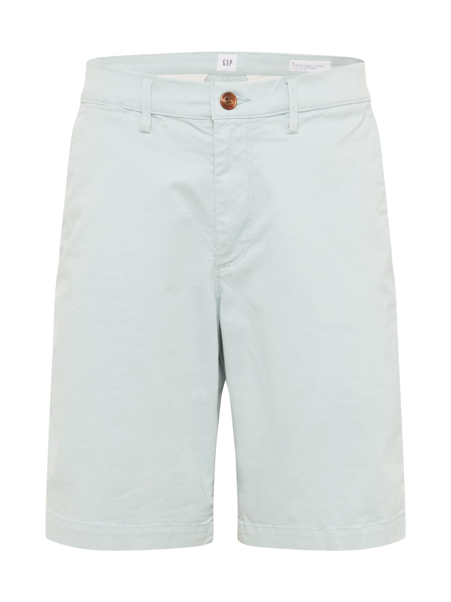 GAP Chino nohavice 'V-HS - 10 IN SOLID SHORT'  modré
