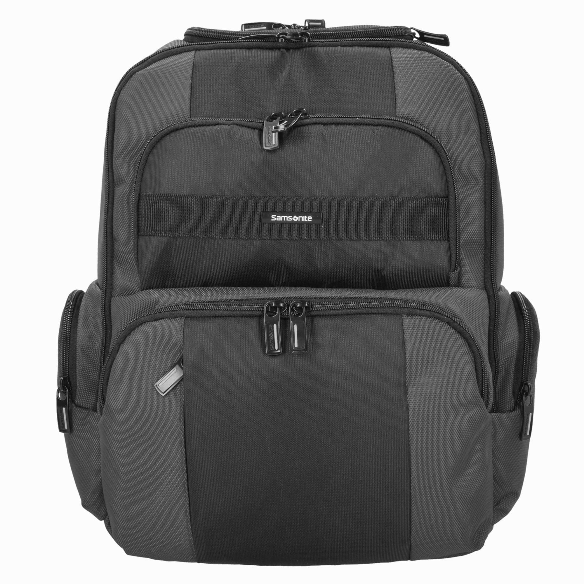 Infinipak Business Rucksack 44 cm Laptopfach | Taschen > Businesstaschen | Schwarz | Samsonite