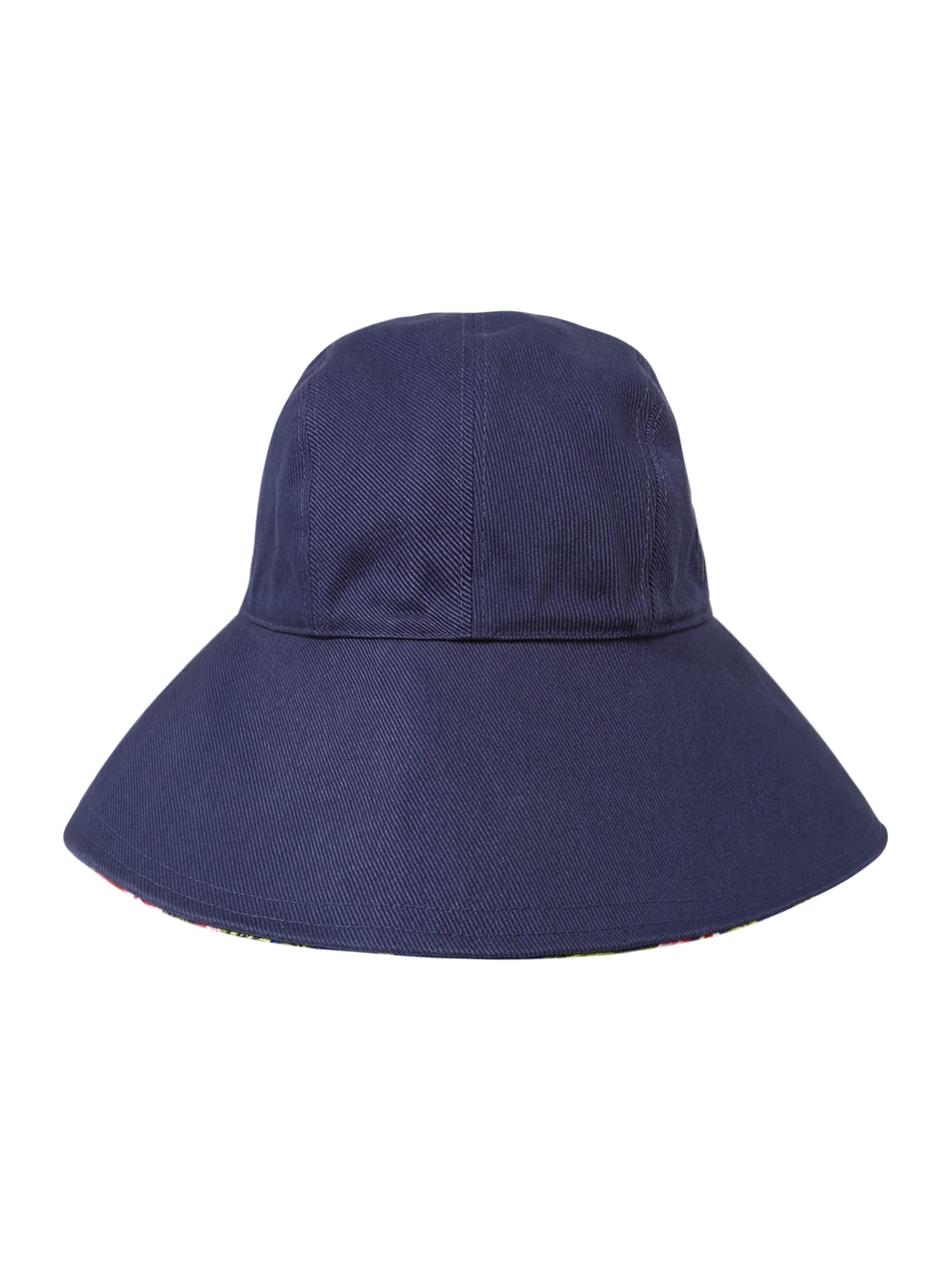 Klobouk Feminine Summer Hat  tmavě modrá TOMMY HILFIGER