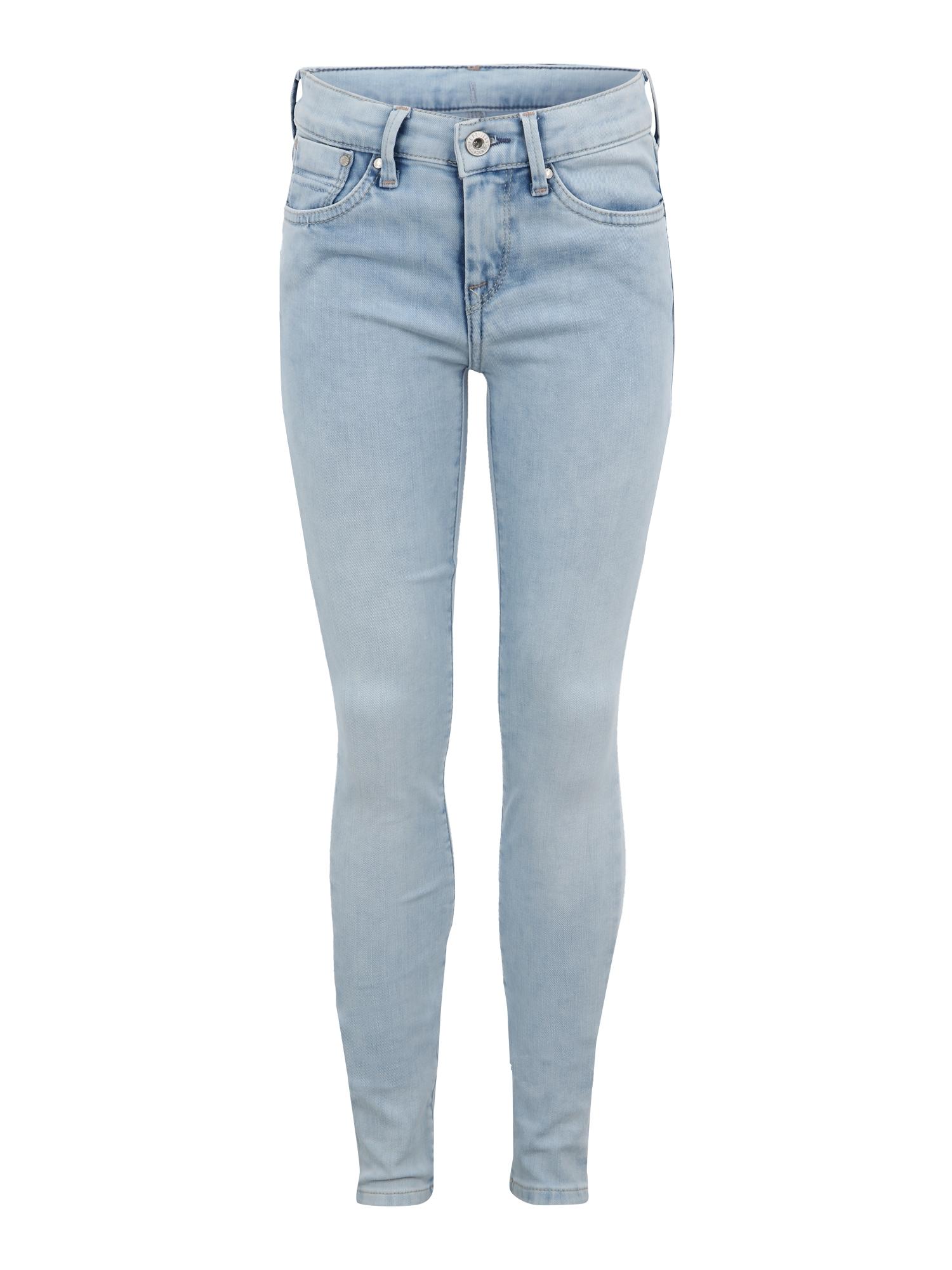 Pepe Jeans Meisjes Jeans PIXLETTE lichtblauw