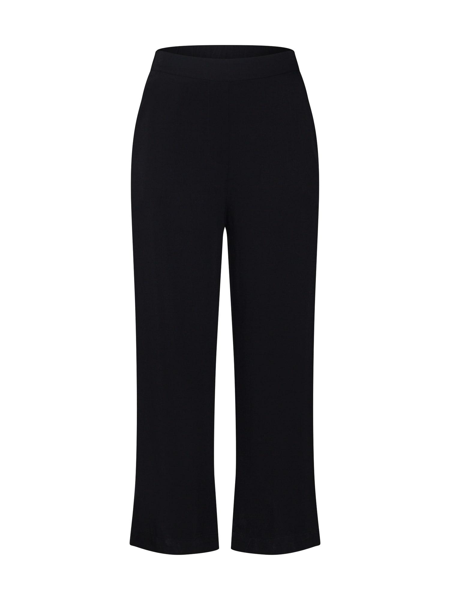 Kalhoty Odile Pants černá Basic Apparel