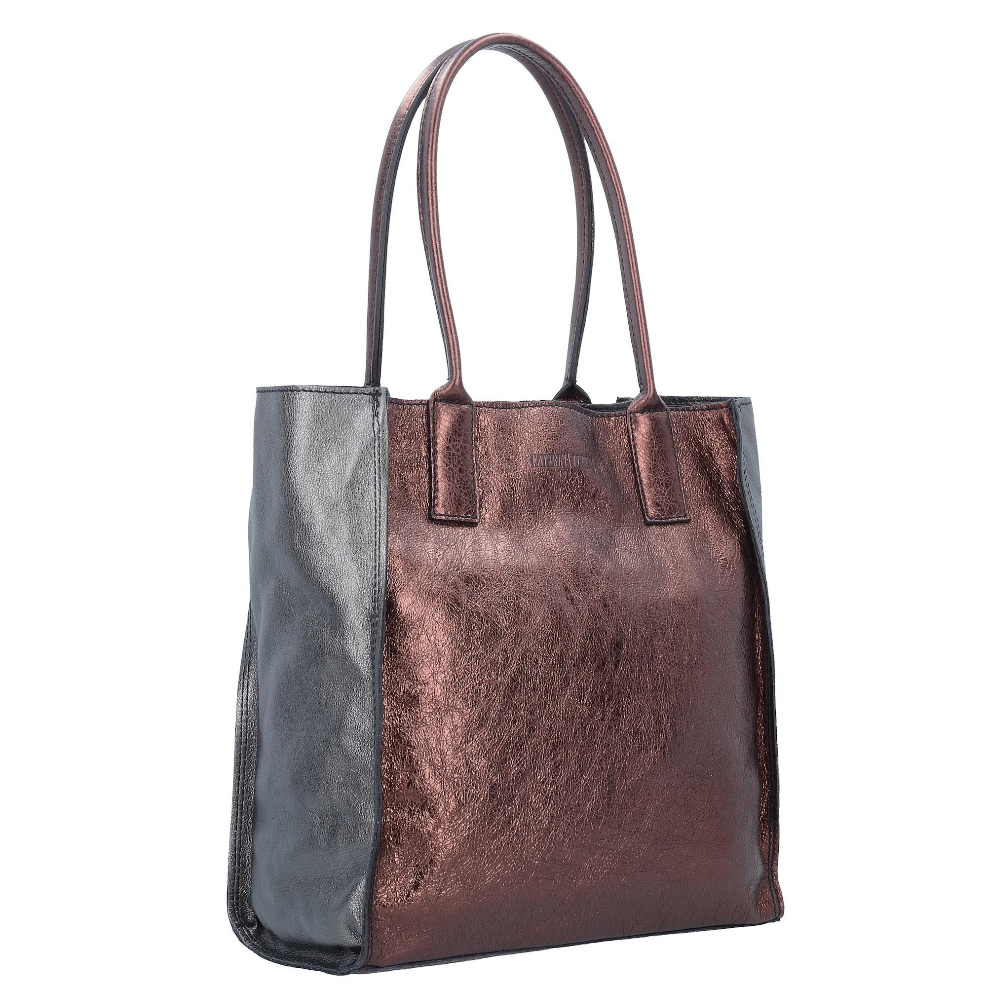 caterina lucchi - Shopper Tasche Leder 29 cm