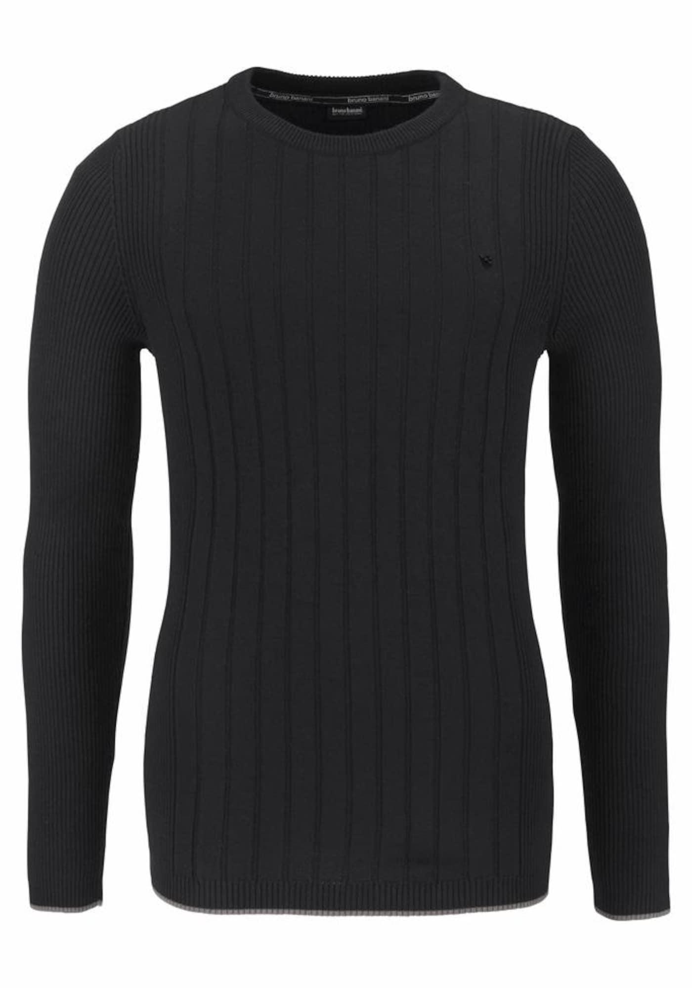 Rundhalspullover | Bekleidung > Pullover | Bruno Banani