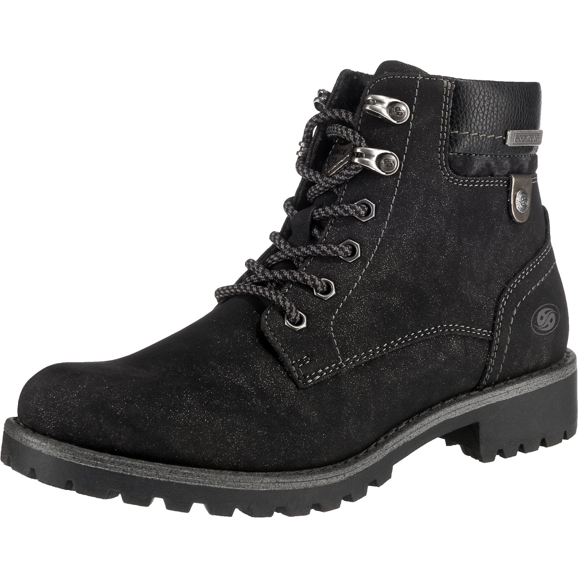 Schnürstiefeletten   Schuhe > Stiefel > Schnürstiefel   Dockers By Gerli