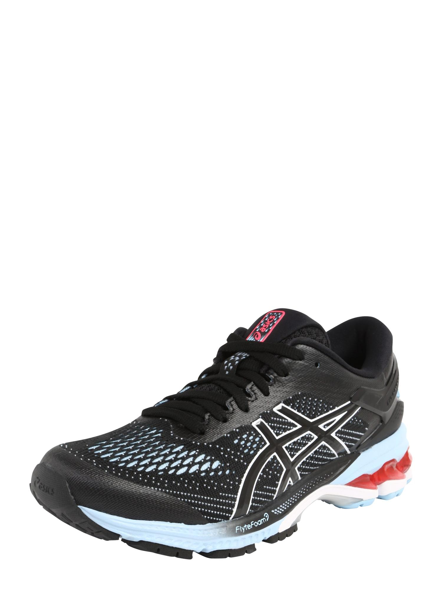 Běžecká obuv Gel-Kayano 26 mix barev černá ASICS