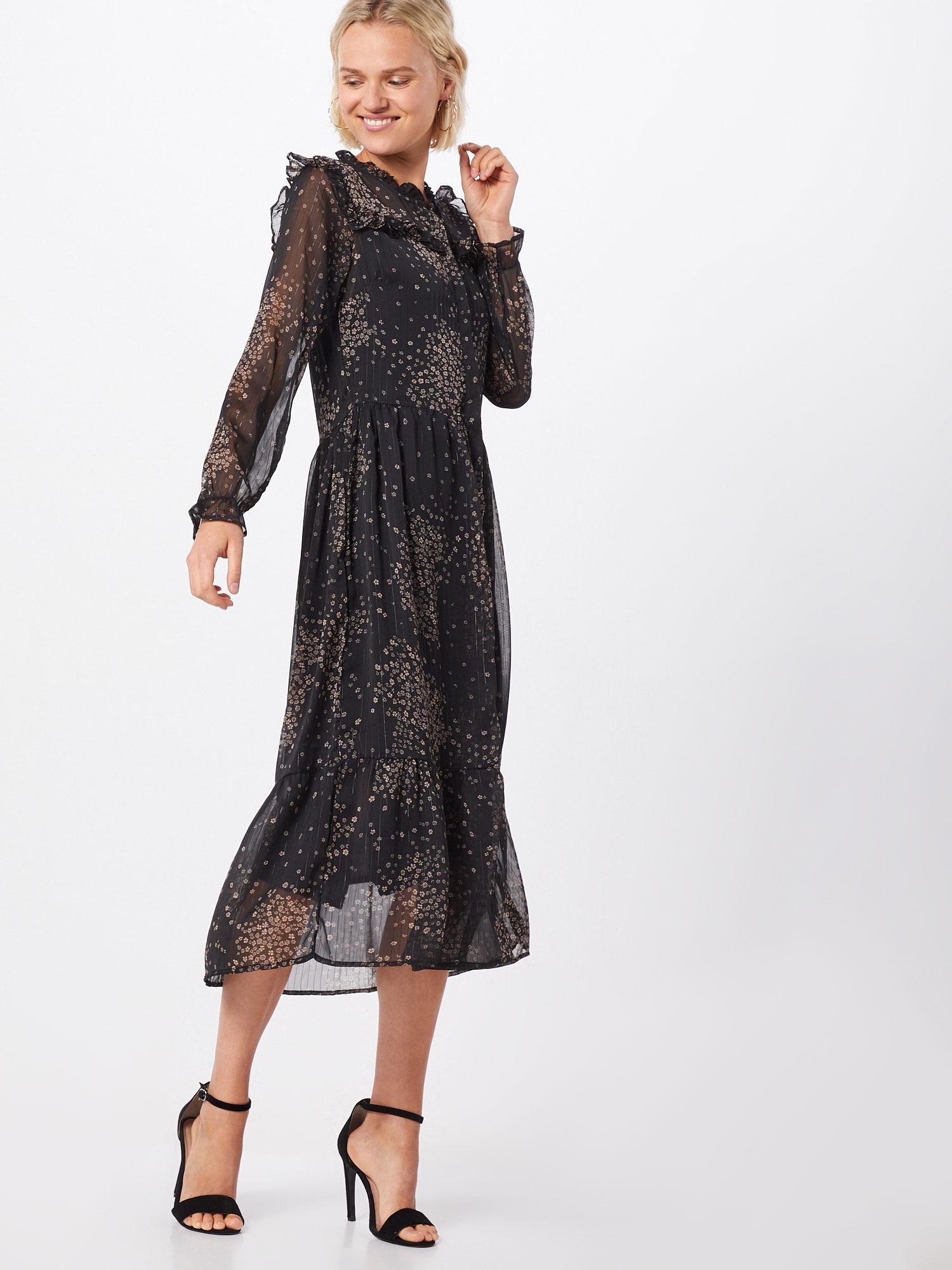 neo noir - Kleid 'Lena Printed Dress'