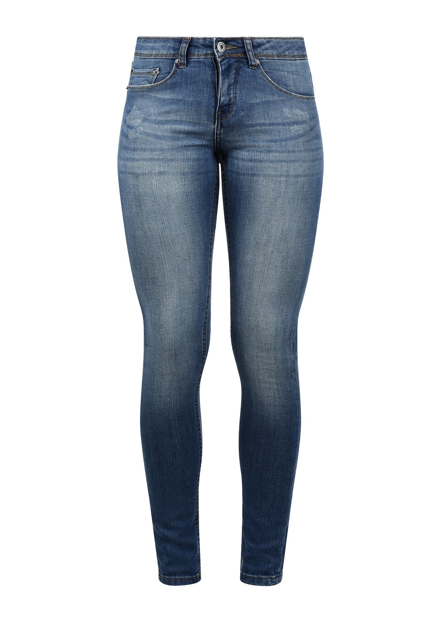 5-Pocket-Jeans 'Adriana'   Bekleidung > Jeans > 5-Pocket-Jeans   Blue   Blend She