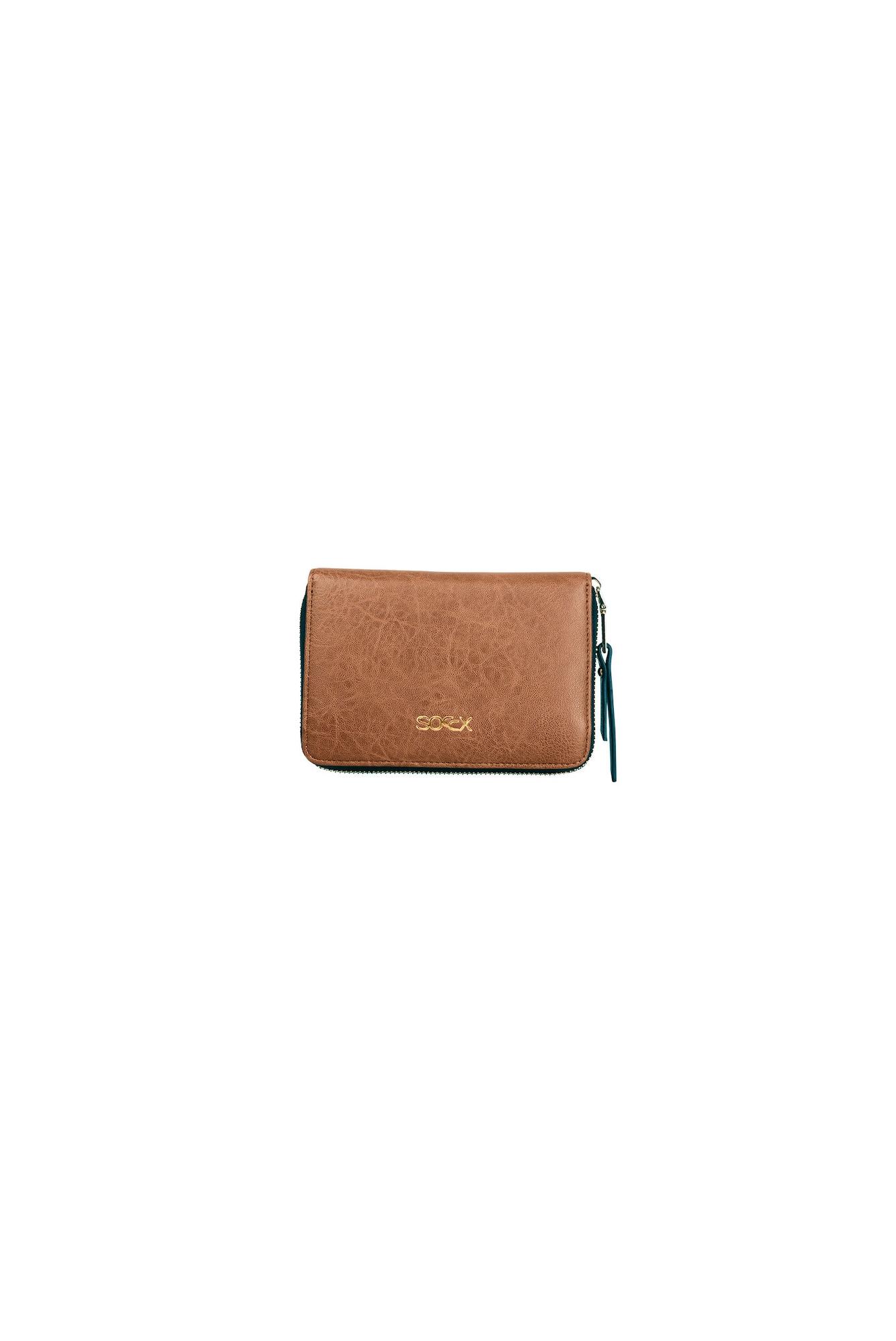 Portemonnaie | Accessoires > Portemonnaies | Braun | Soccx