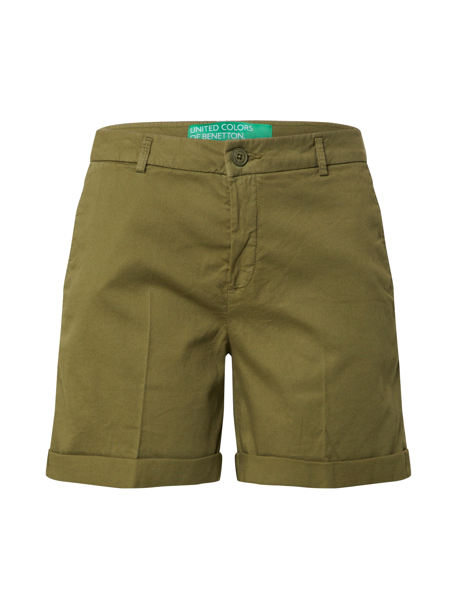 UNITED COLORS OF BENETTON Chino kalhoty  khaki