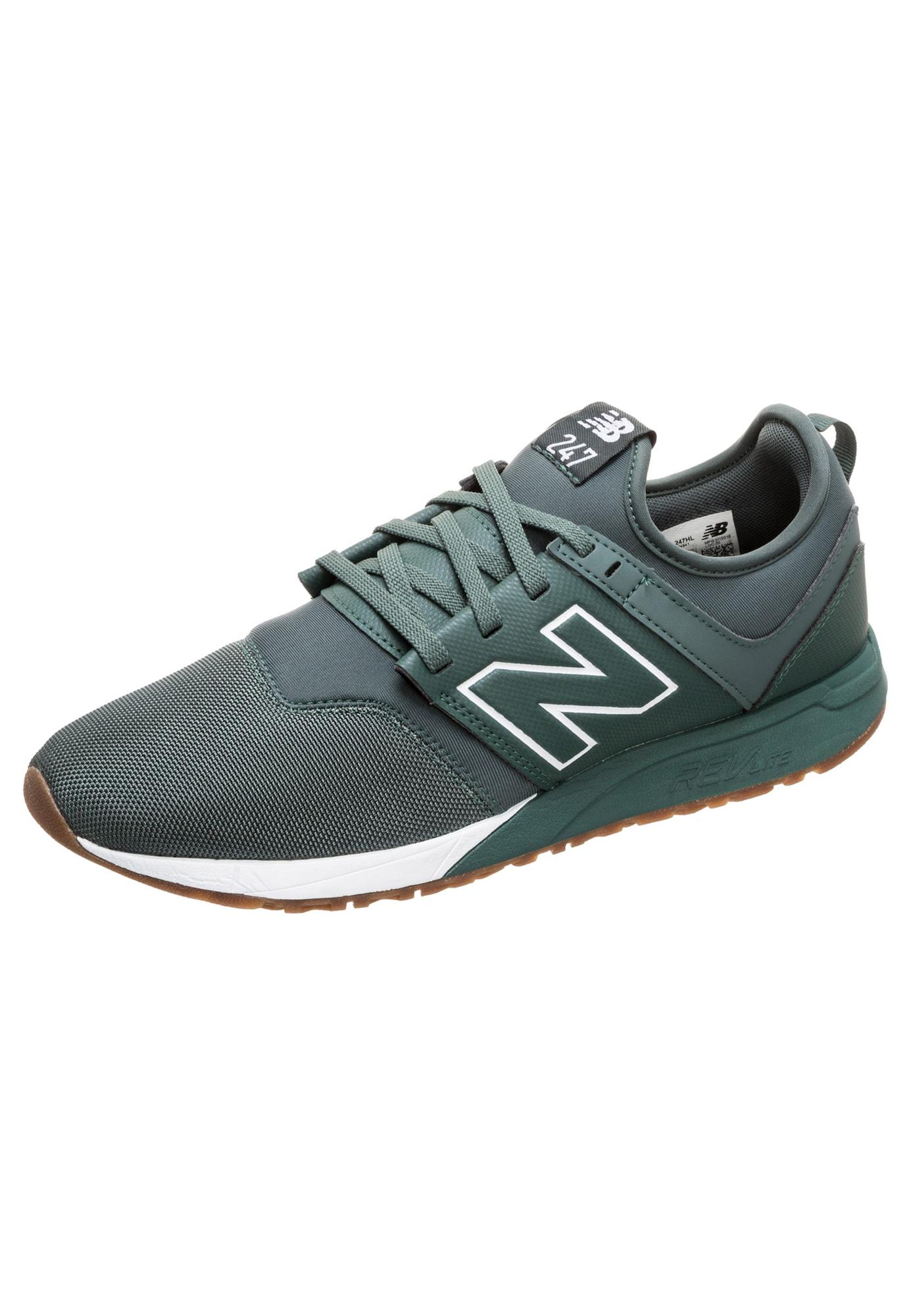 New Balance, Heren Sneakers laag 'MRL247-HL-D', smaragd