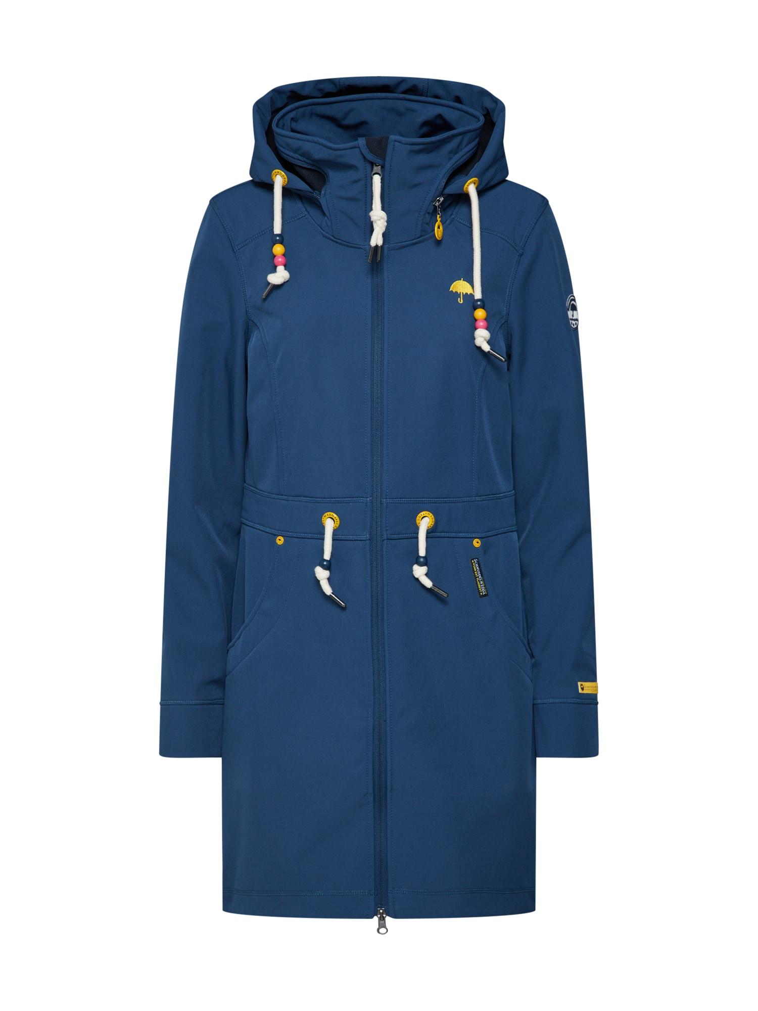 Přechodný kabát tmavě modrá Schmuddelwedda